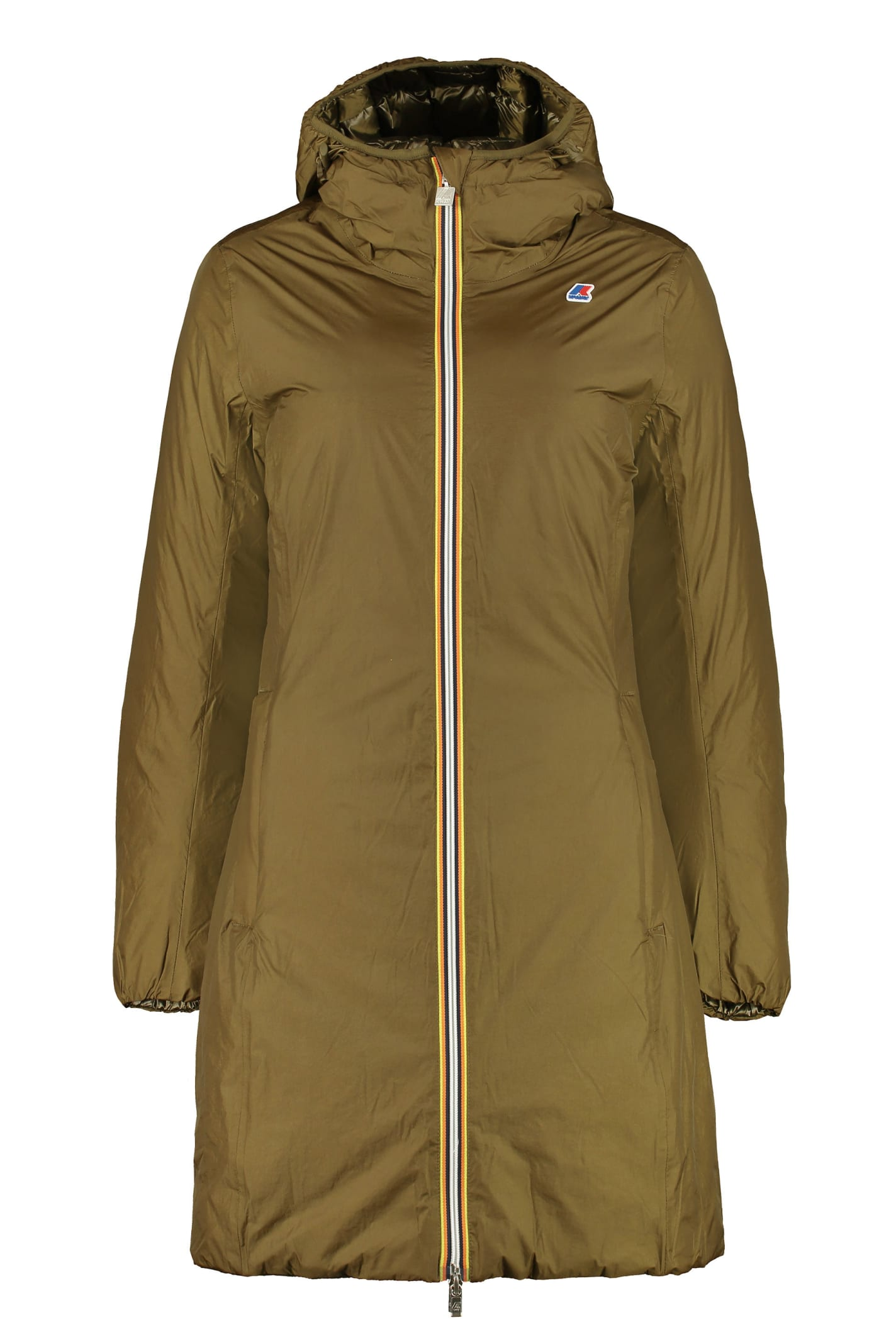 K-Way Charlene Reversible Padded Jacket