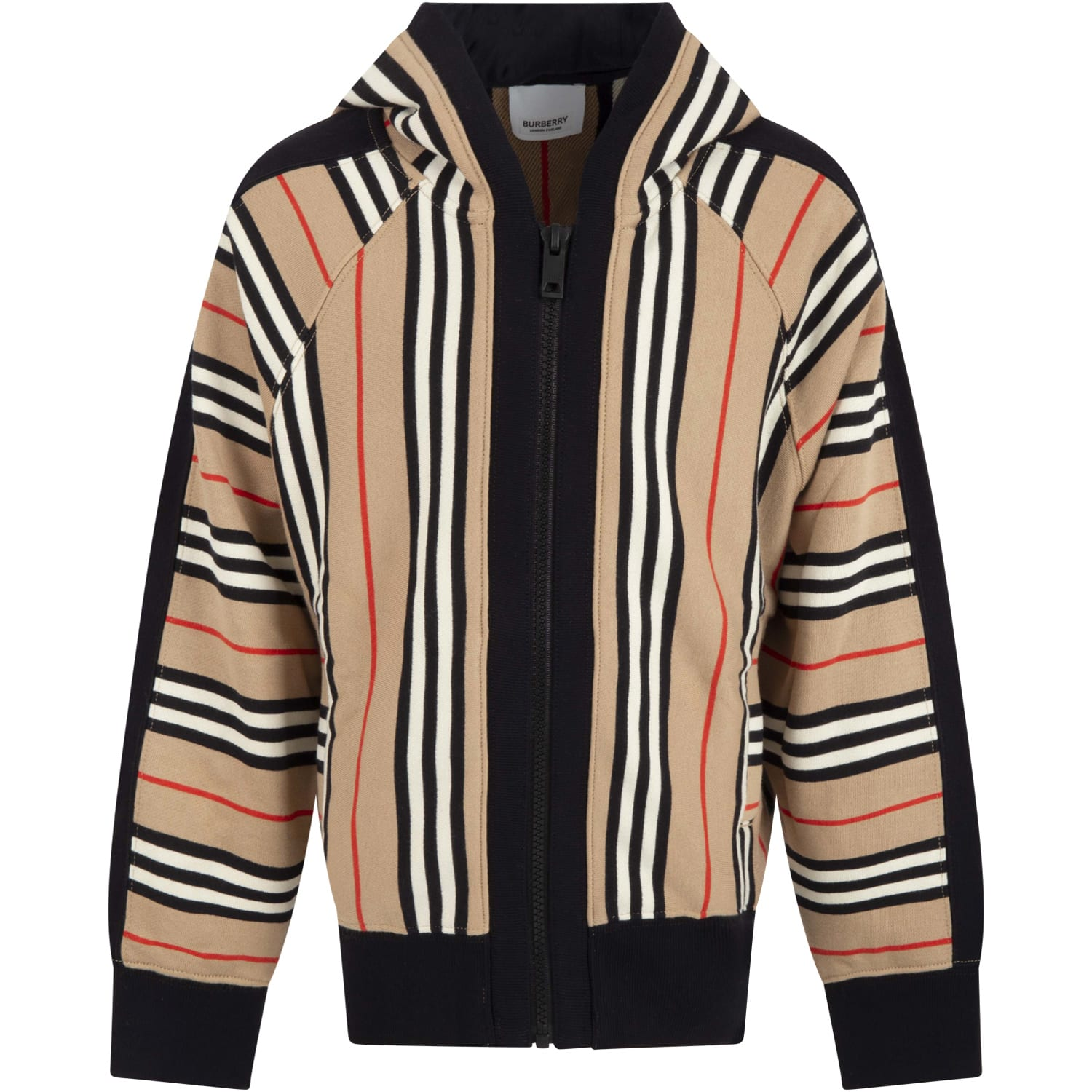Burberry STRIPED SWEATSHIRT FOR GIRL