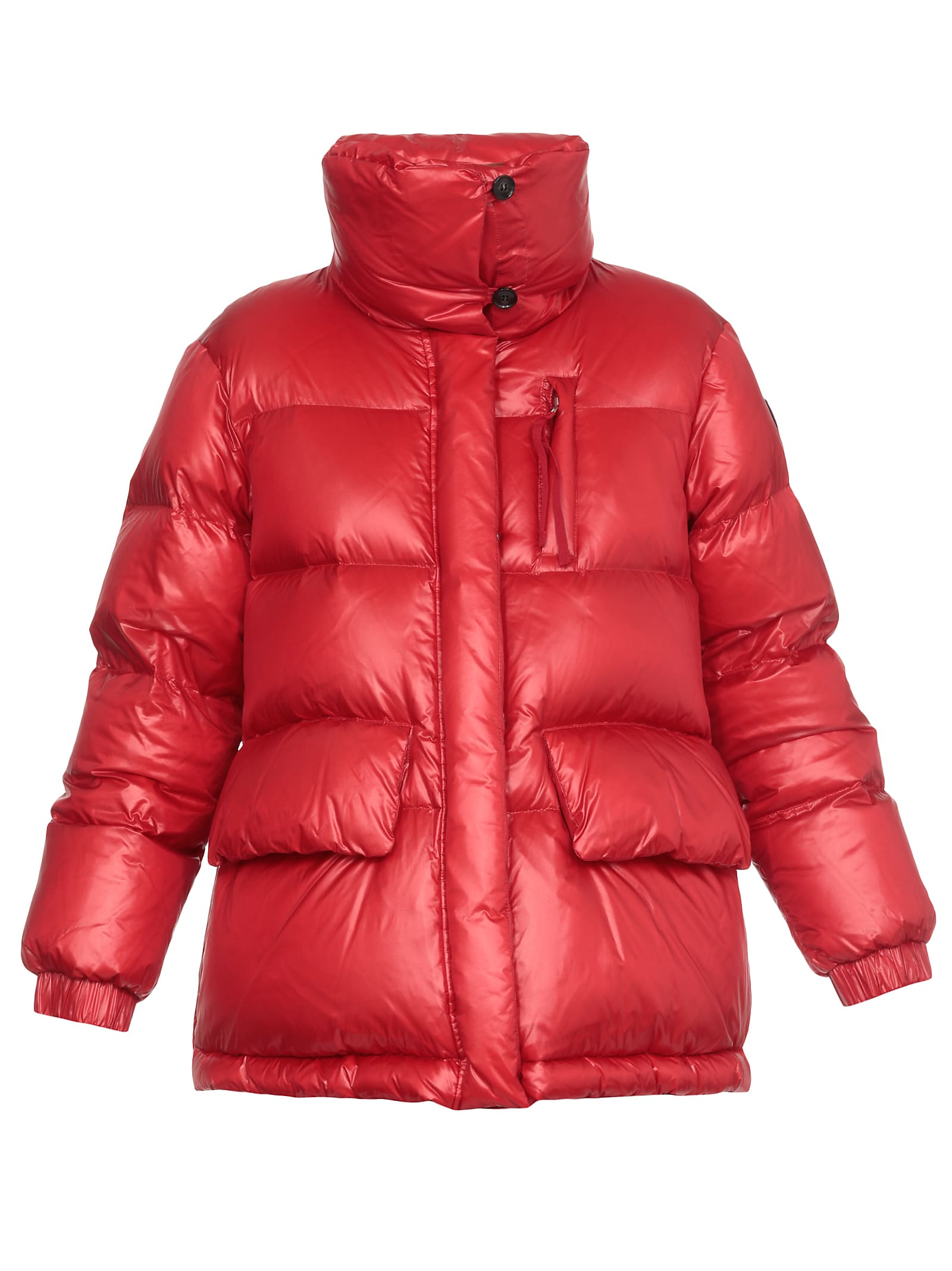 Woolrich Quilted Down Jacket