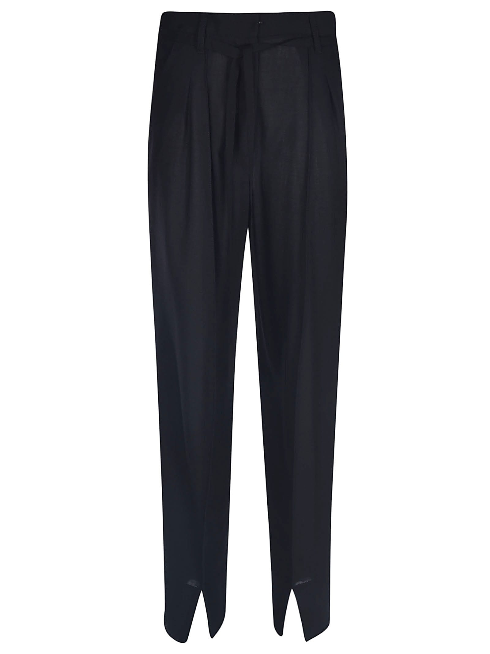 High Straight Trousers from Ann DemeulemeesterComposition: 100% Wool