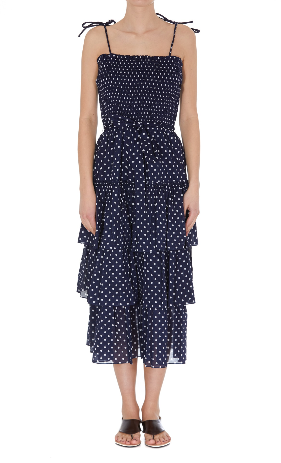 Buy Tory Burch Cover Up Dress online, shop Tory Burch with free shipping
