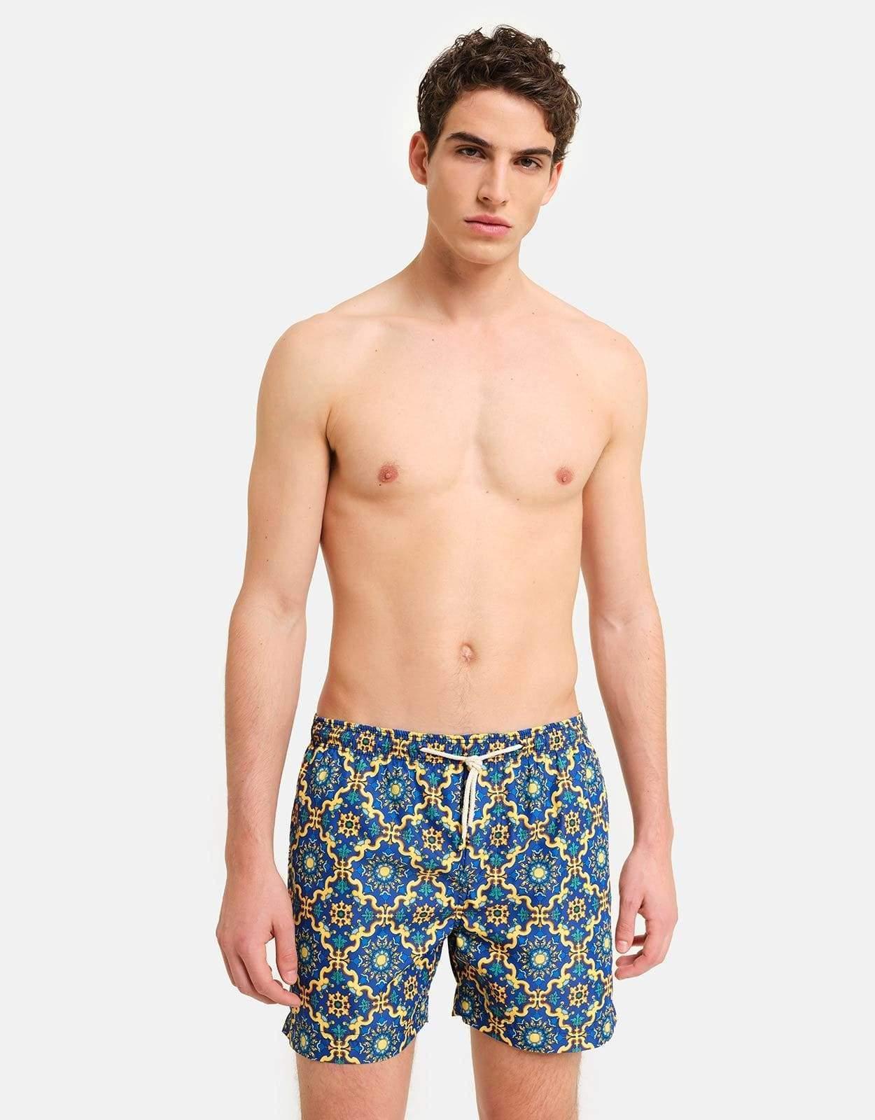 Peninsula Swimwear Clothing RAPALLO MICRO ELASTIC