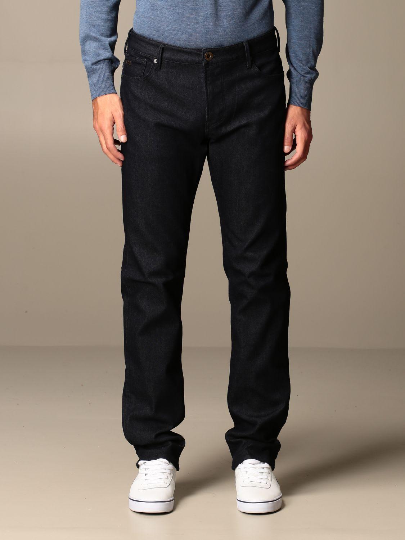 Emporio Armani Jeans Emporio Armani Slim Fit Jeans