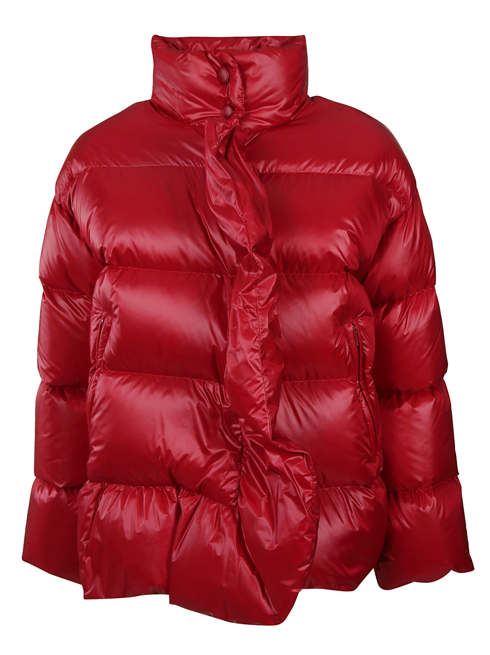 RED Valentino Oversized Padded Down Jacket