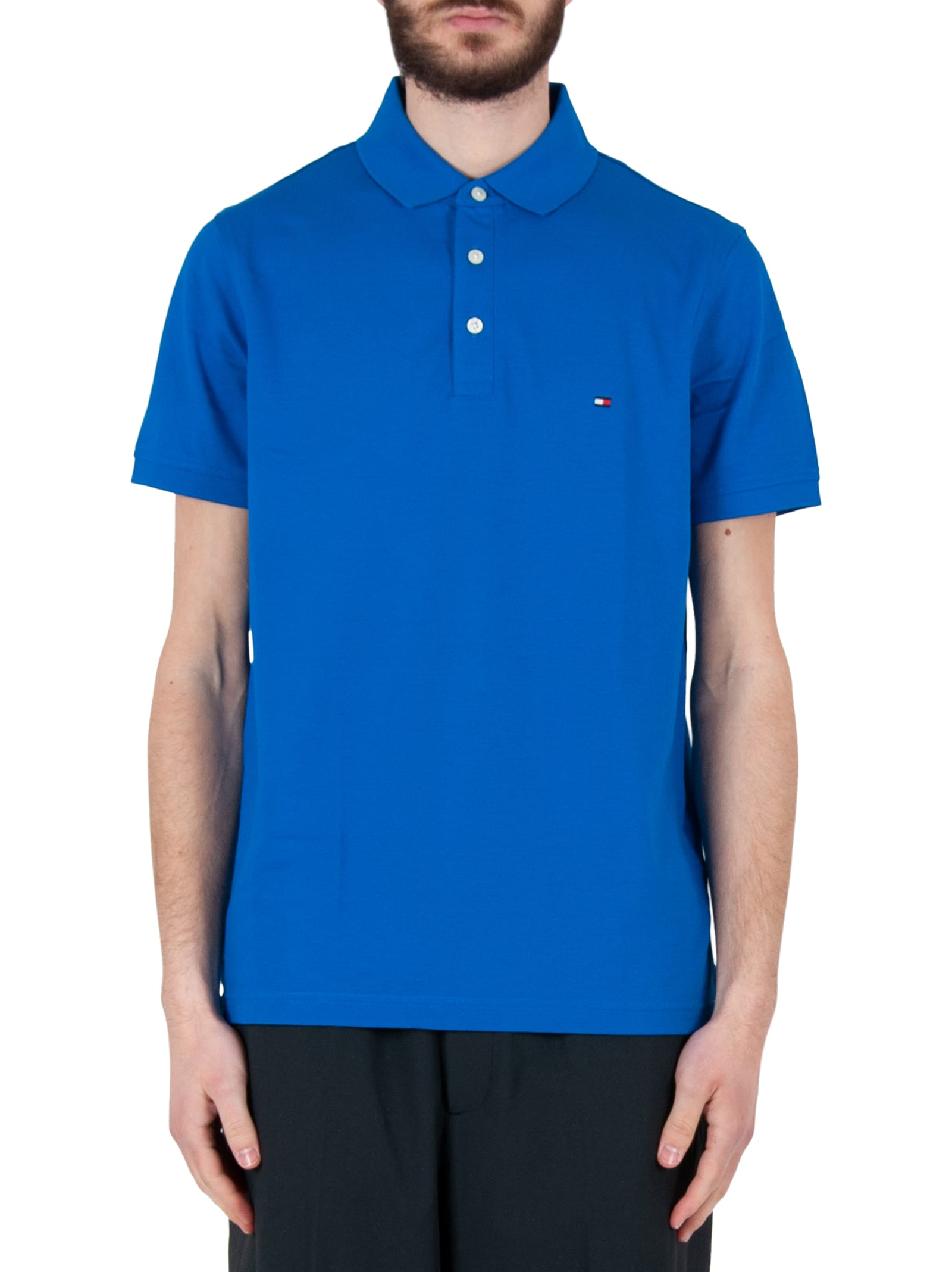 Tommy Hilfiger Cottons 1985 SLIM POLO