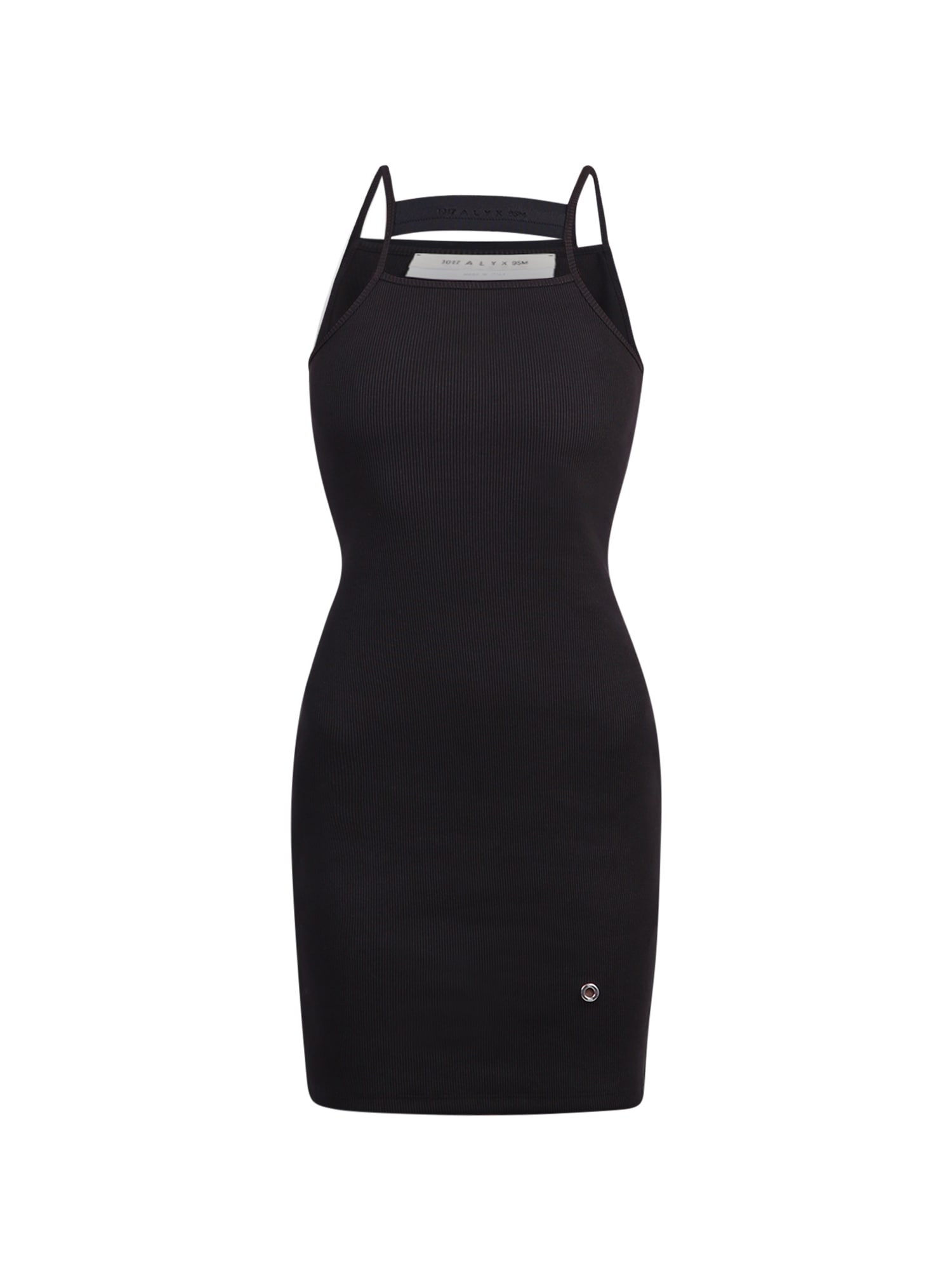 Buy 1017 ALYX 9SM Cutout Detail Dress online, shop 1017 ALYX 9SM with free shipping