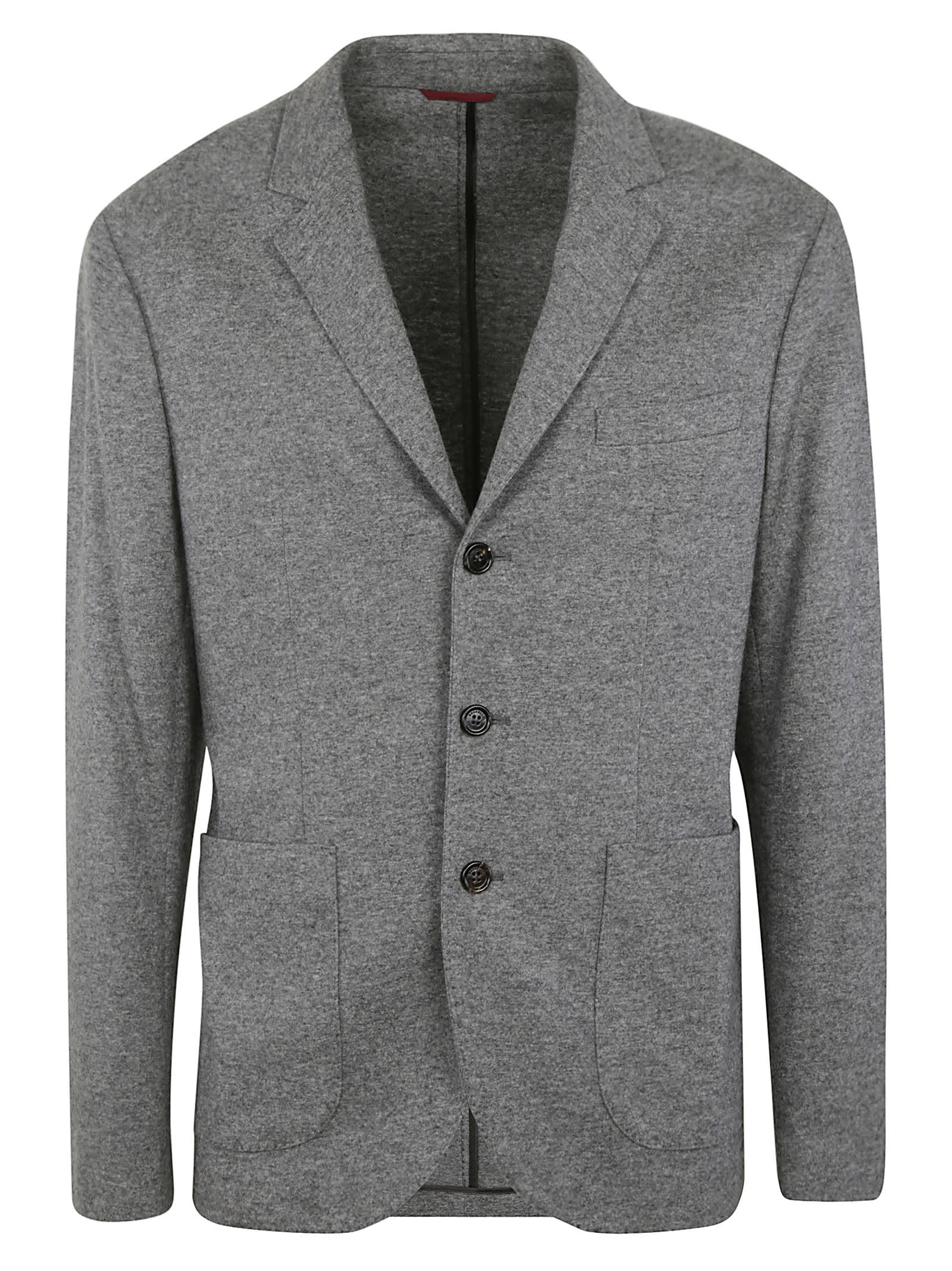Brunello Cucinelli Single-breasted Buttoned Jacket