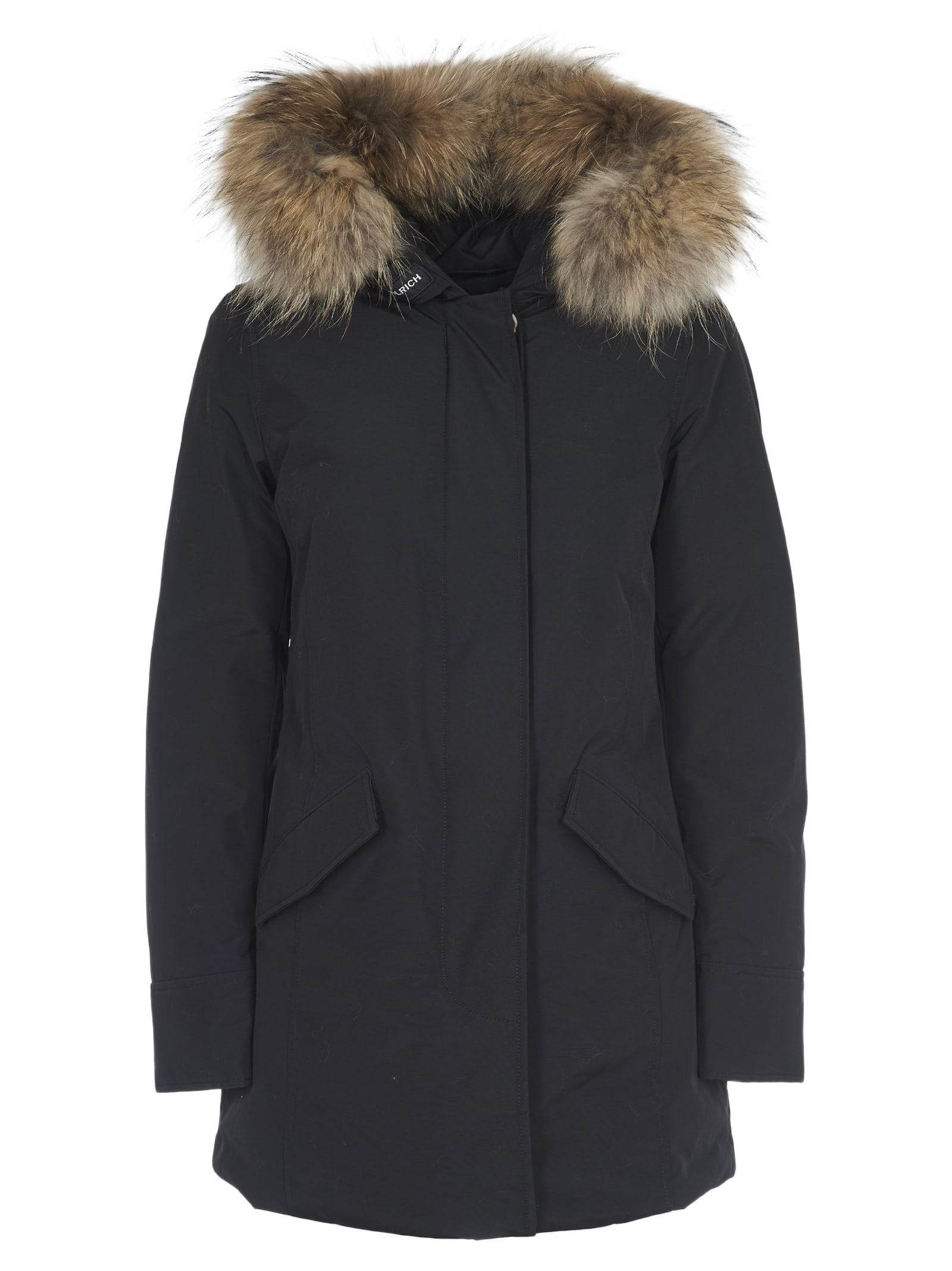 Photo of  Woolrich Woolrich Black Artic Parka- shop Woolrich jackets online sales