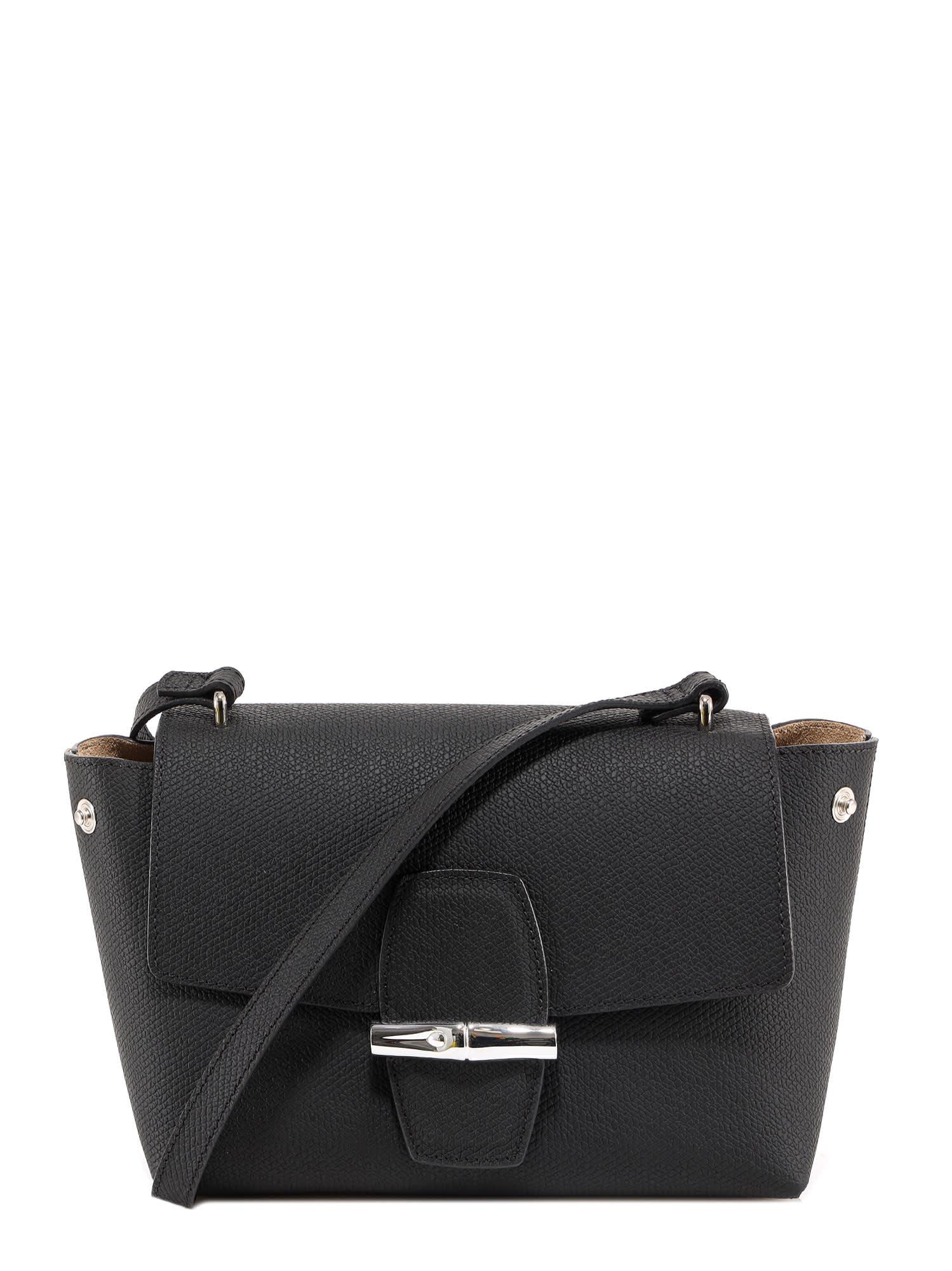 Longchamp Leathers ROSEAU SHOULDER BAG