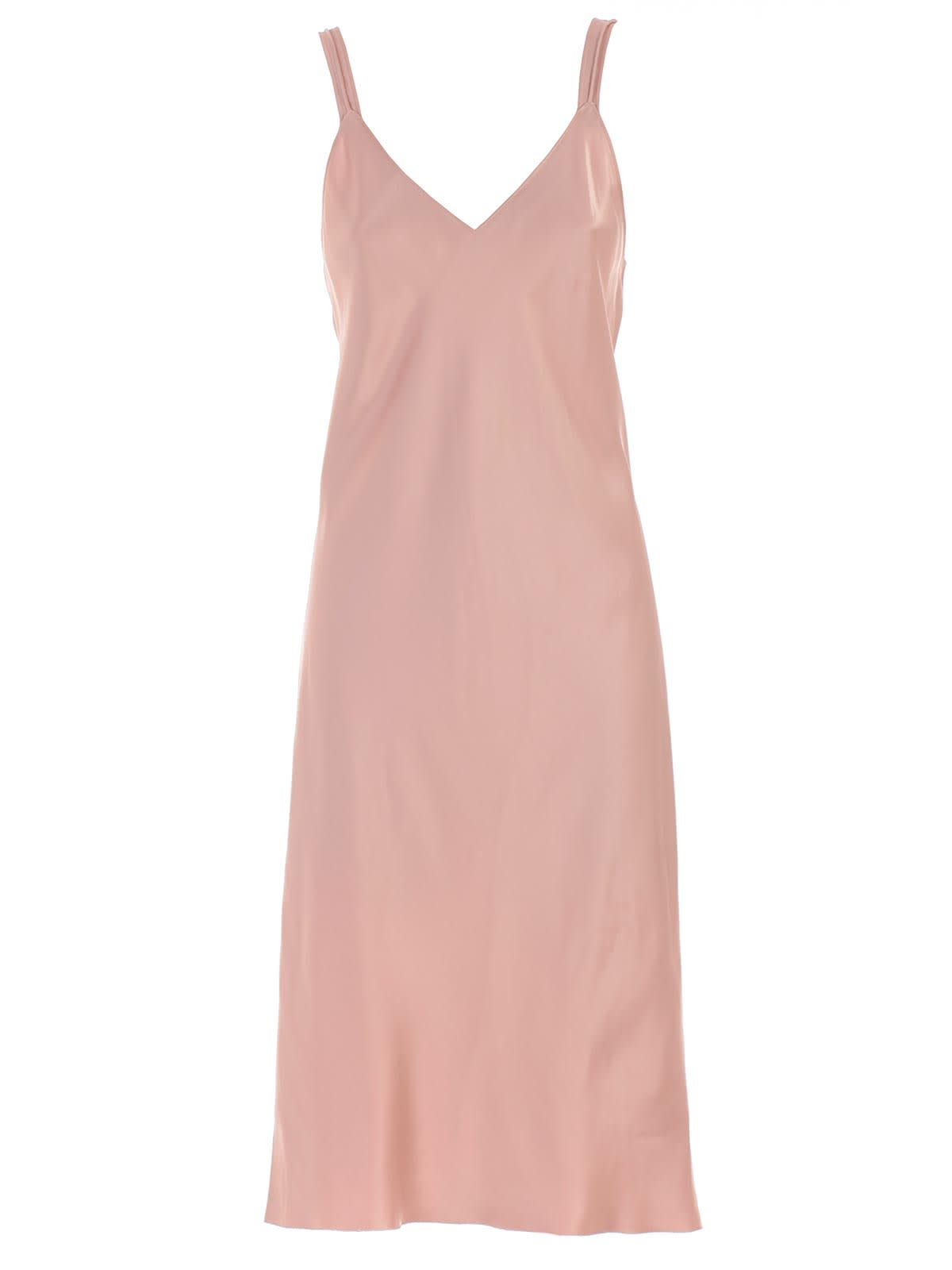 Helmut Lang Dress W & s Double Strap Satin