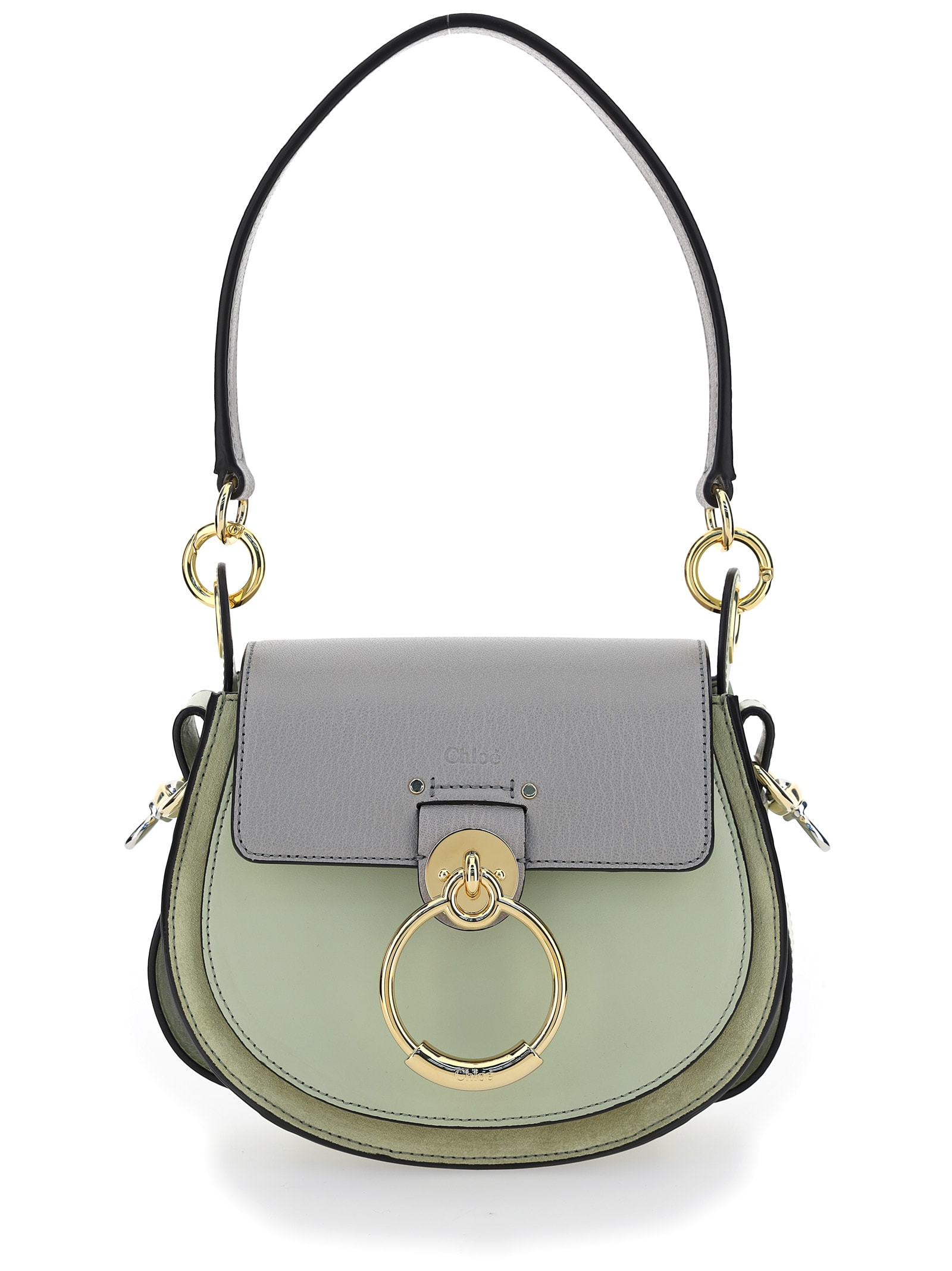 Chloé CHLOÈ SMALL TESS SHOULDER BAG
