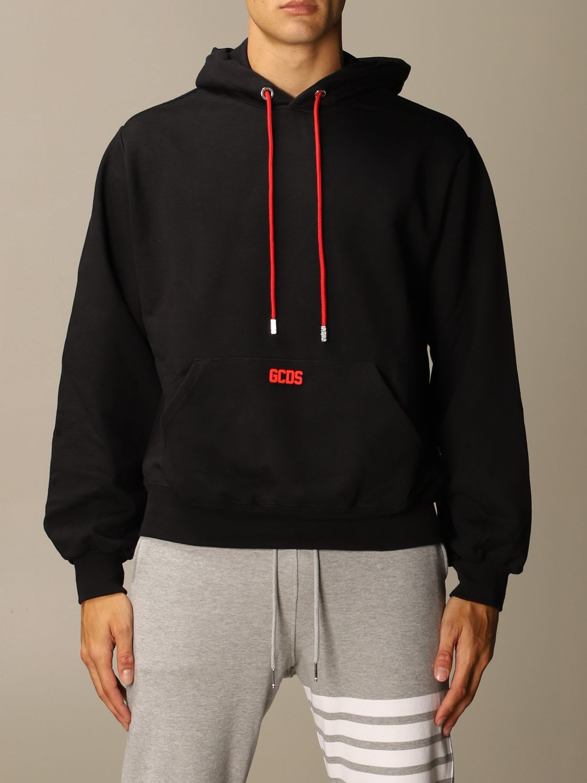 Gcds Sweatshirt Gcds Cotton Sweatshirt With Big Logo