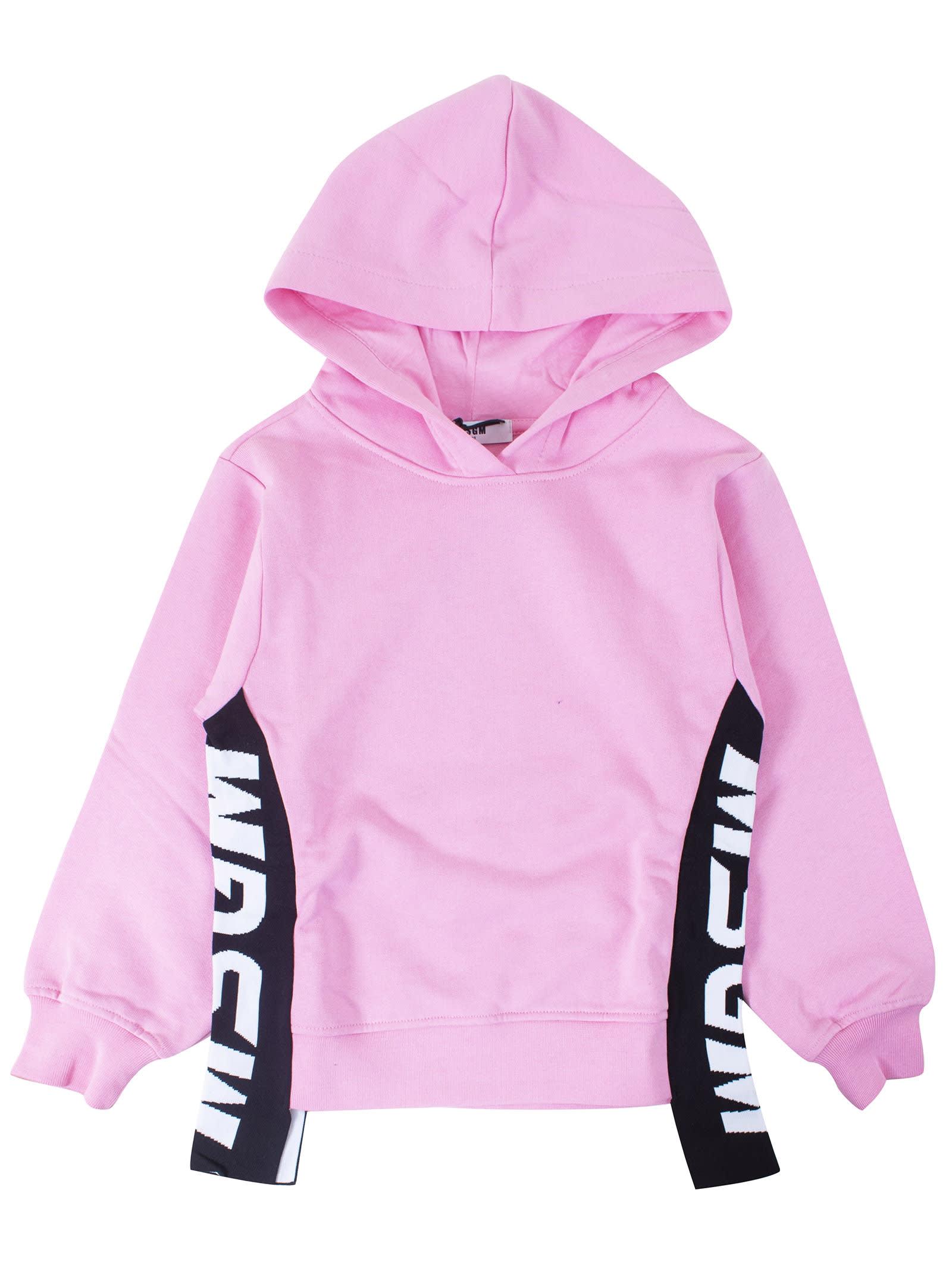 ea9073907 MSGM Girl Sweatshirt With Hood
