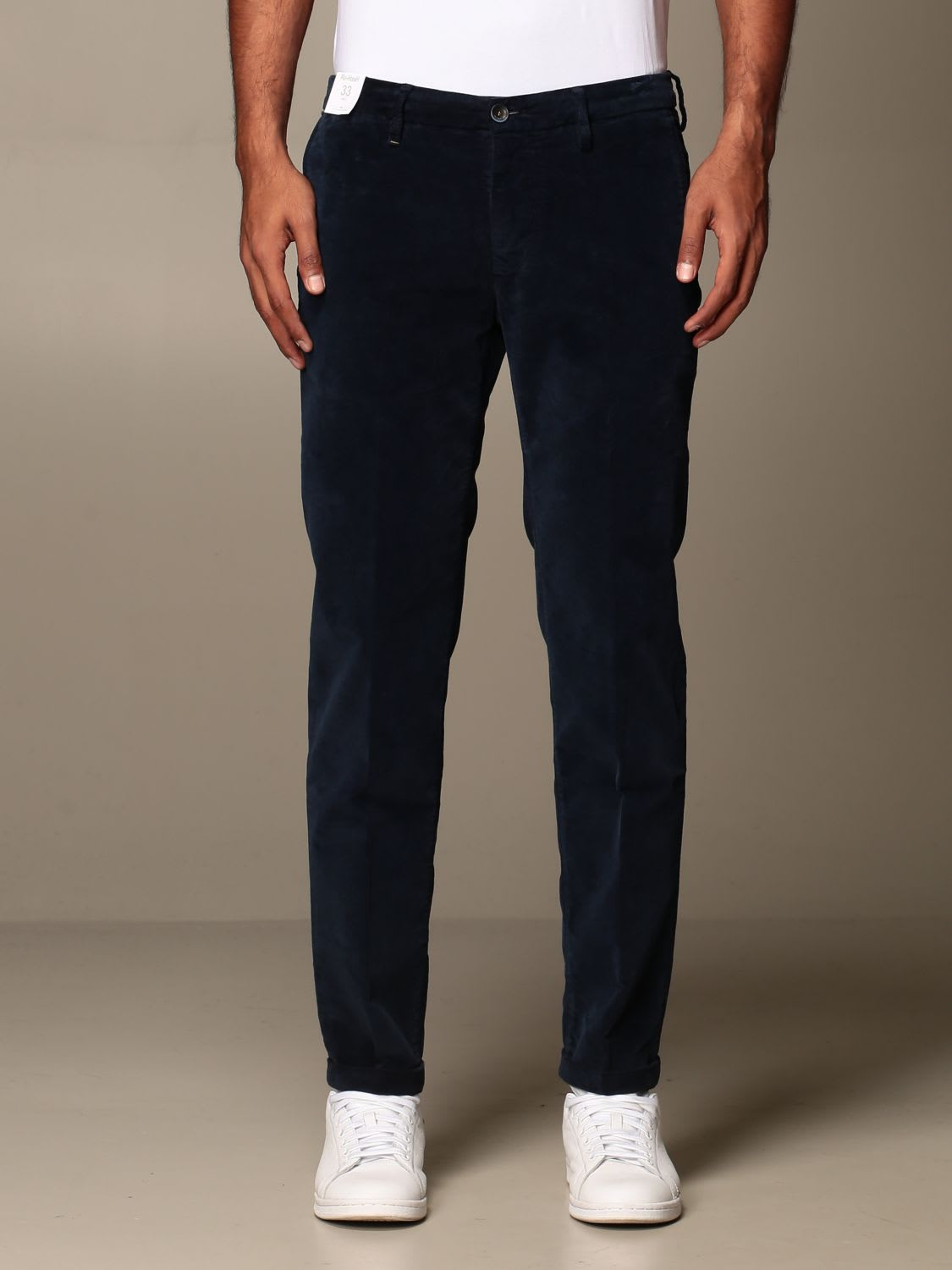 Re-hash Pants Mucha Re-hash Slim Fit Trousers