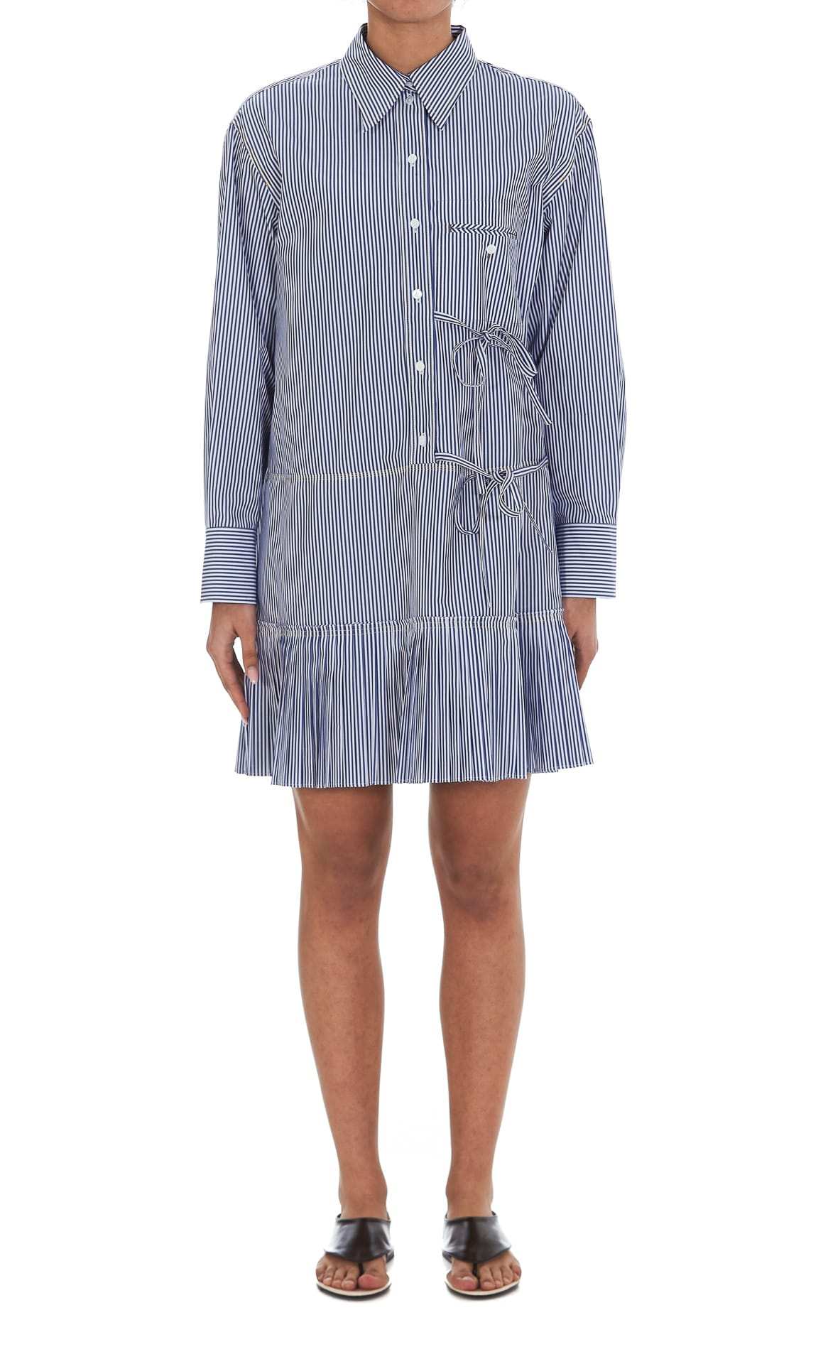 Buy Chloé Chemise Dress online, shop Chloé with free shipping