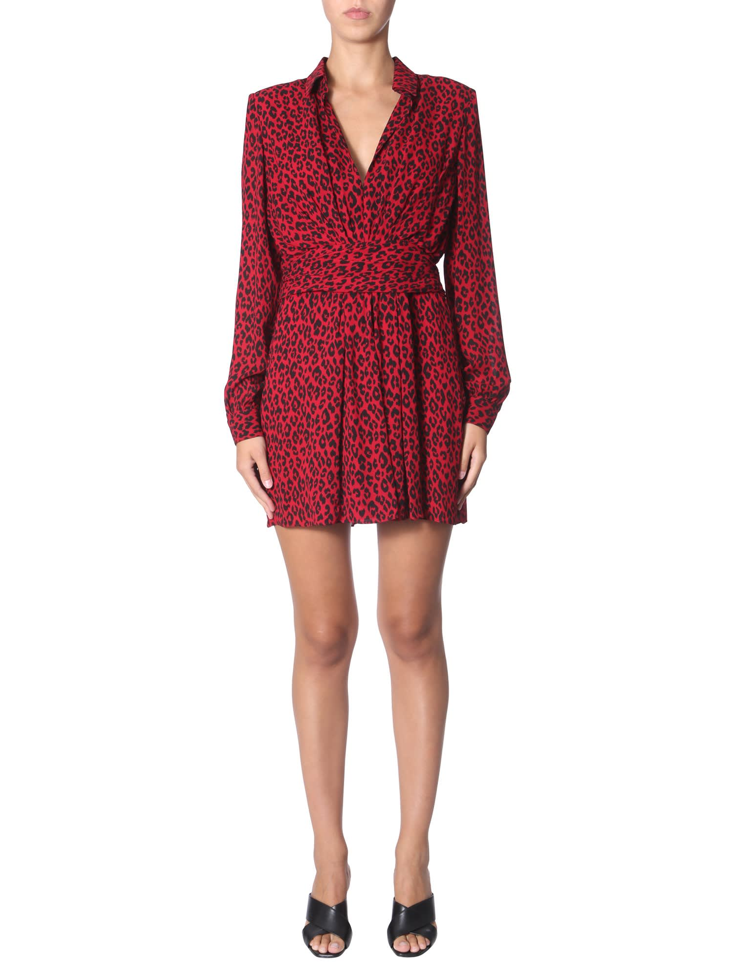 Saint Laurent Shirt Dress