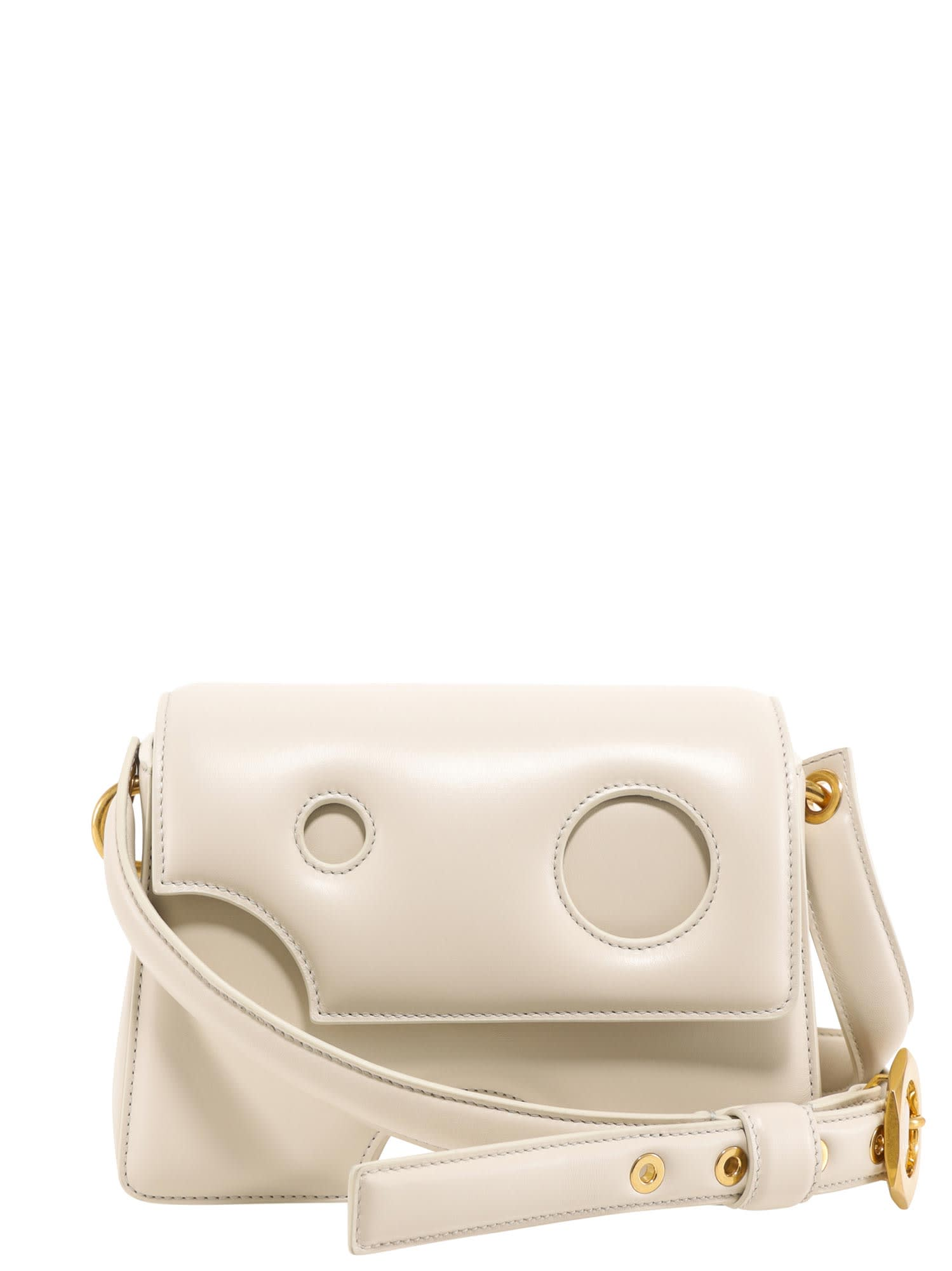 Off-White Leathers BURROW-22 SHOULDER BAG