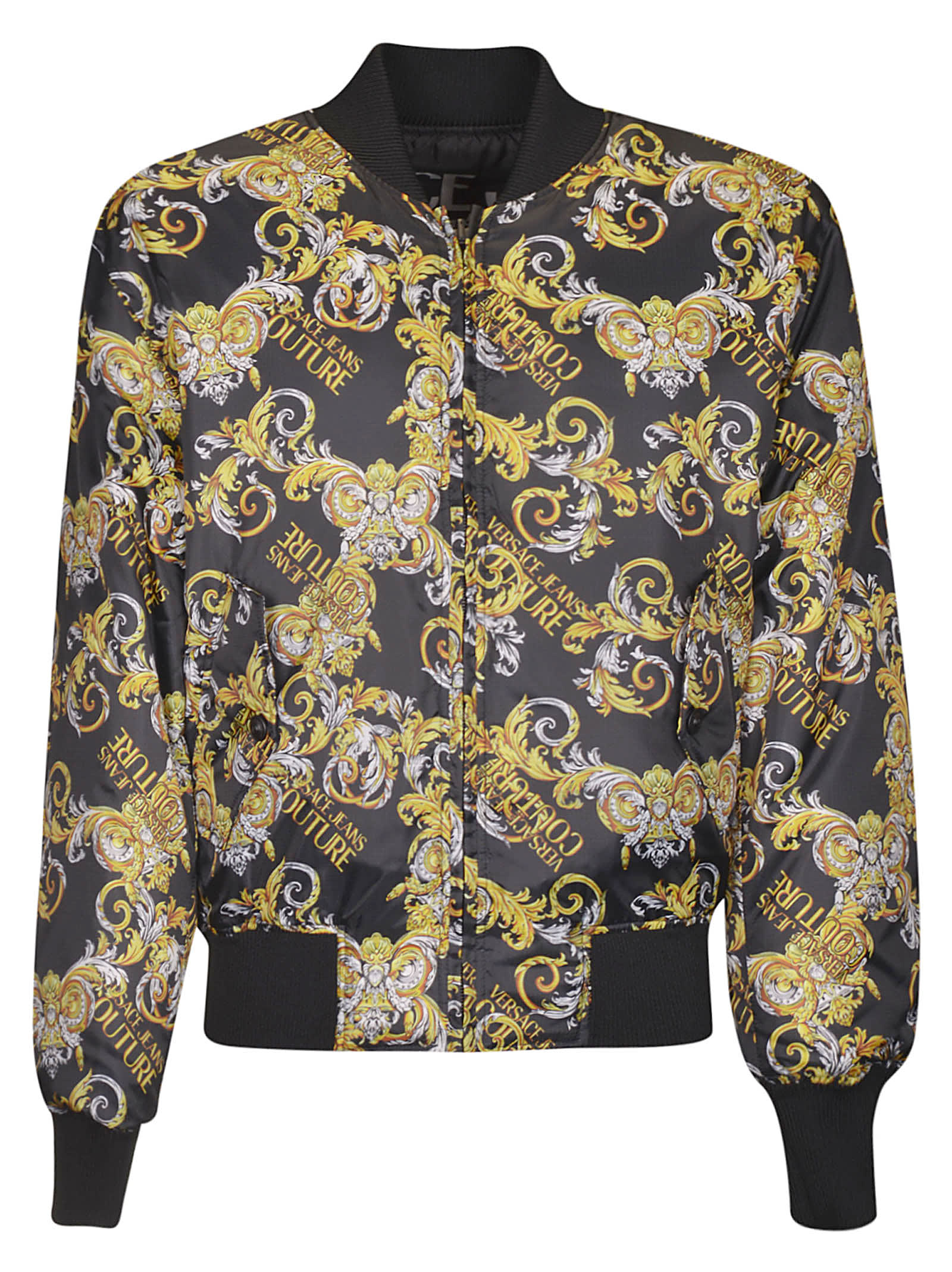 Versace Jeans Couture COUTURE REVERSIBLE BOMBER