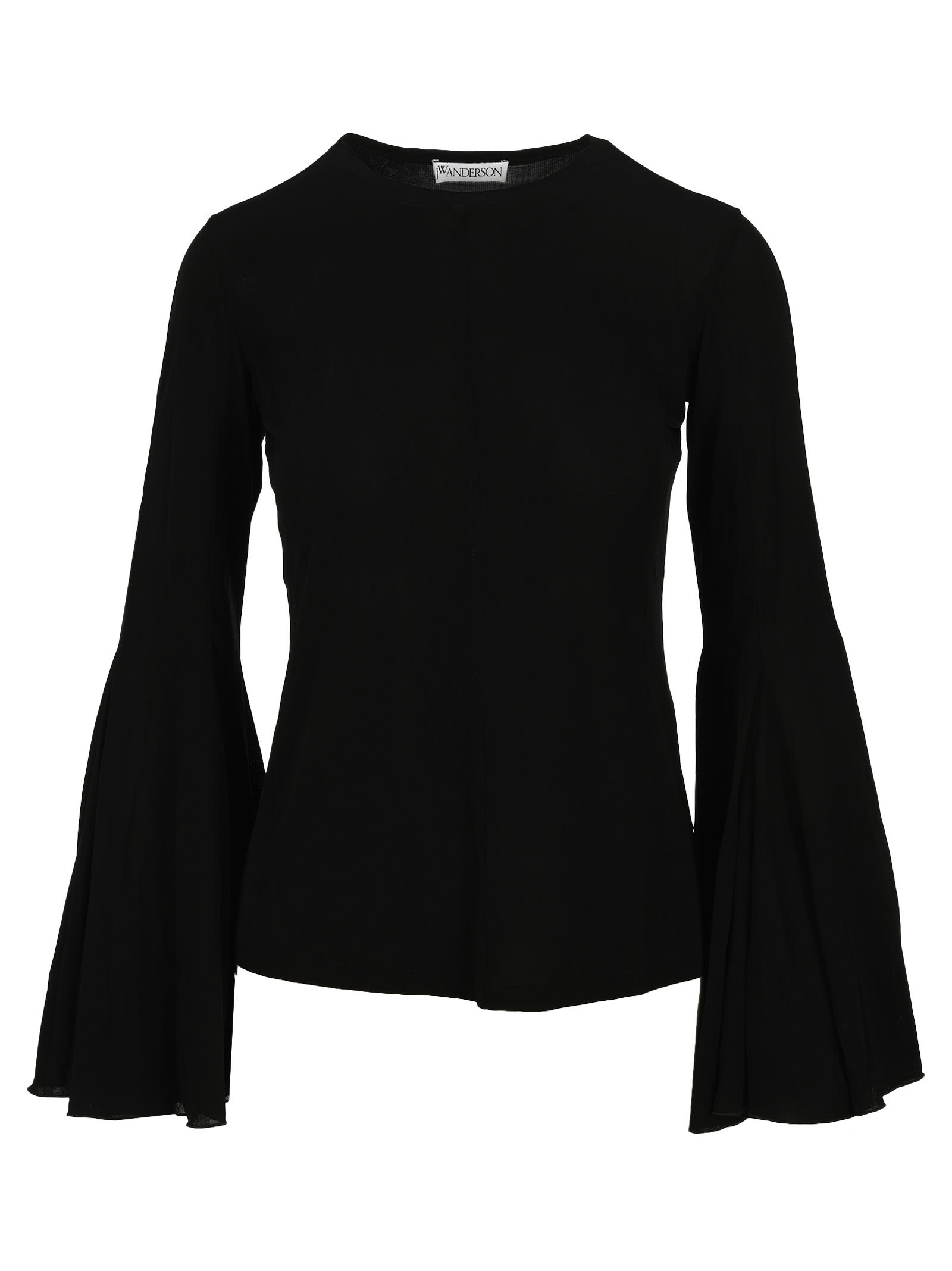 JW ANDERSON JW ANDERSON BELL SLEEVE BLOUSE