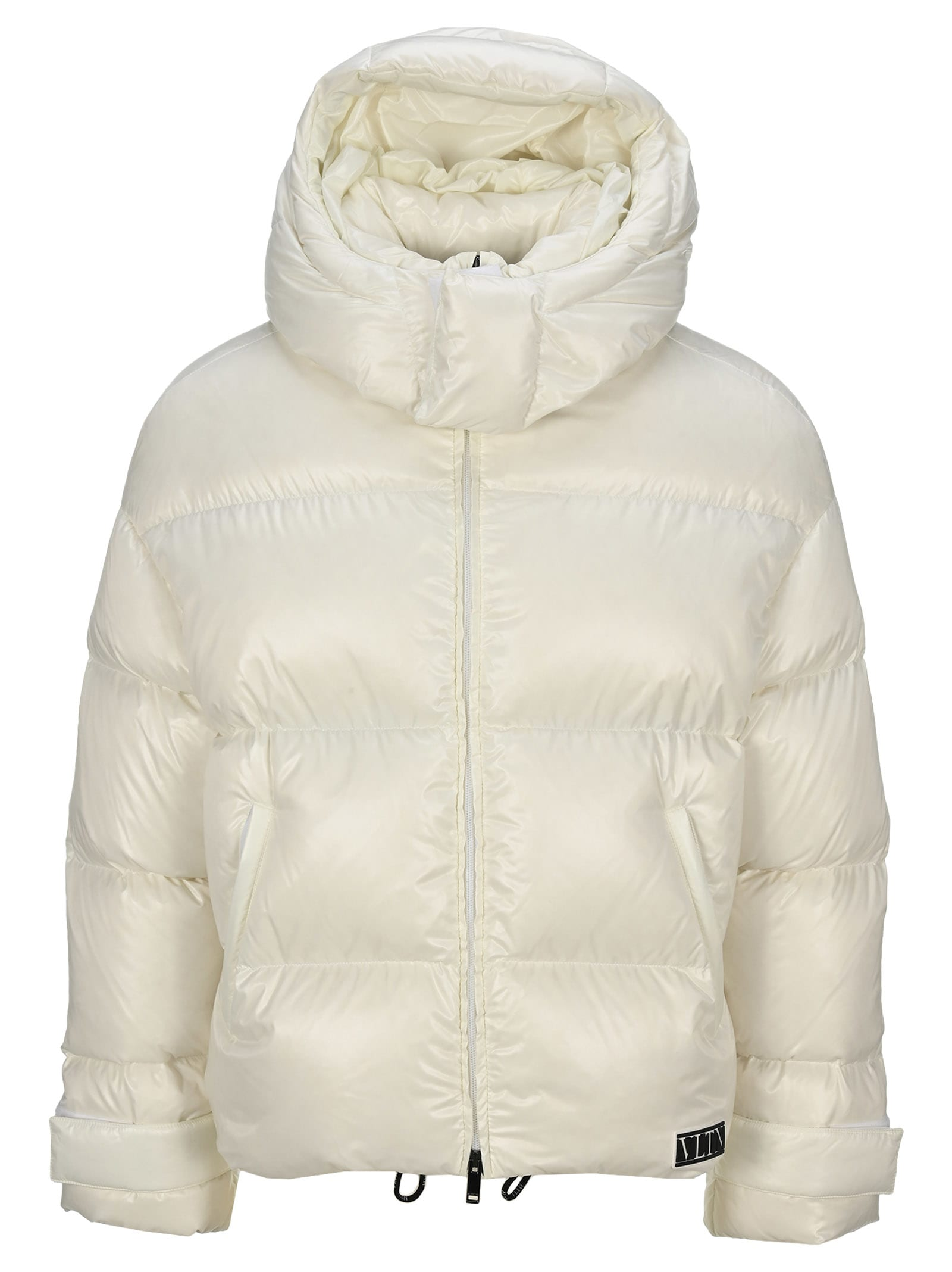 Valentino Zipped Puffer Jacket