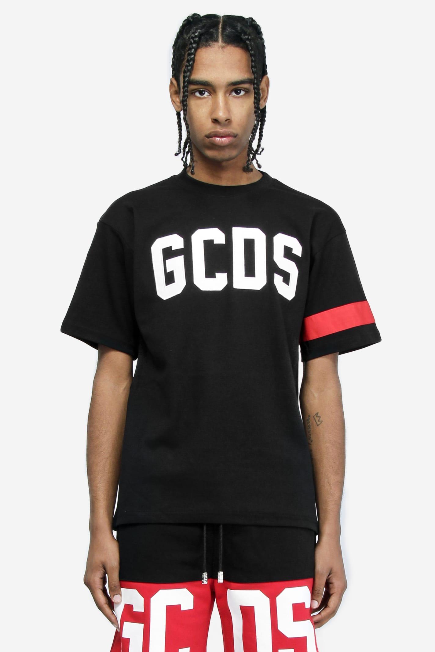 Gcds Cottons LOGO T-SHIRT