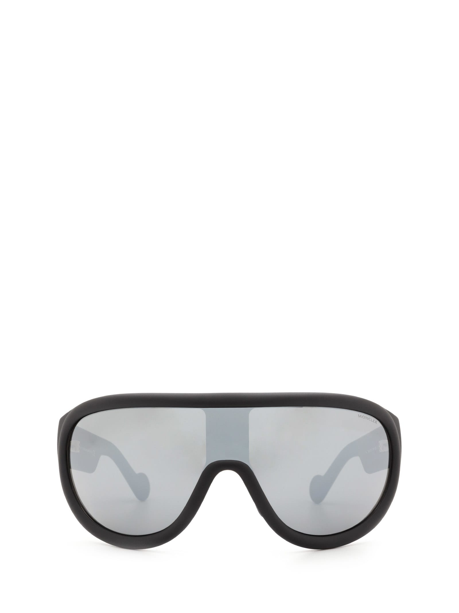 Moncler Sunglasses ML0106 SHINY BLACK SUNGLASSES