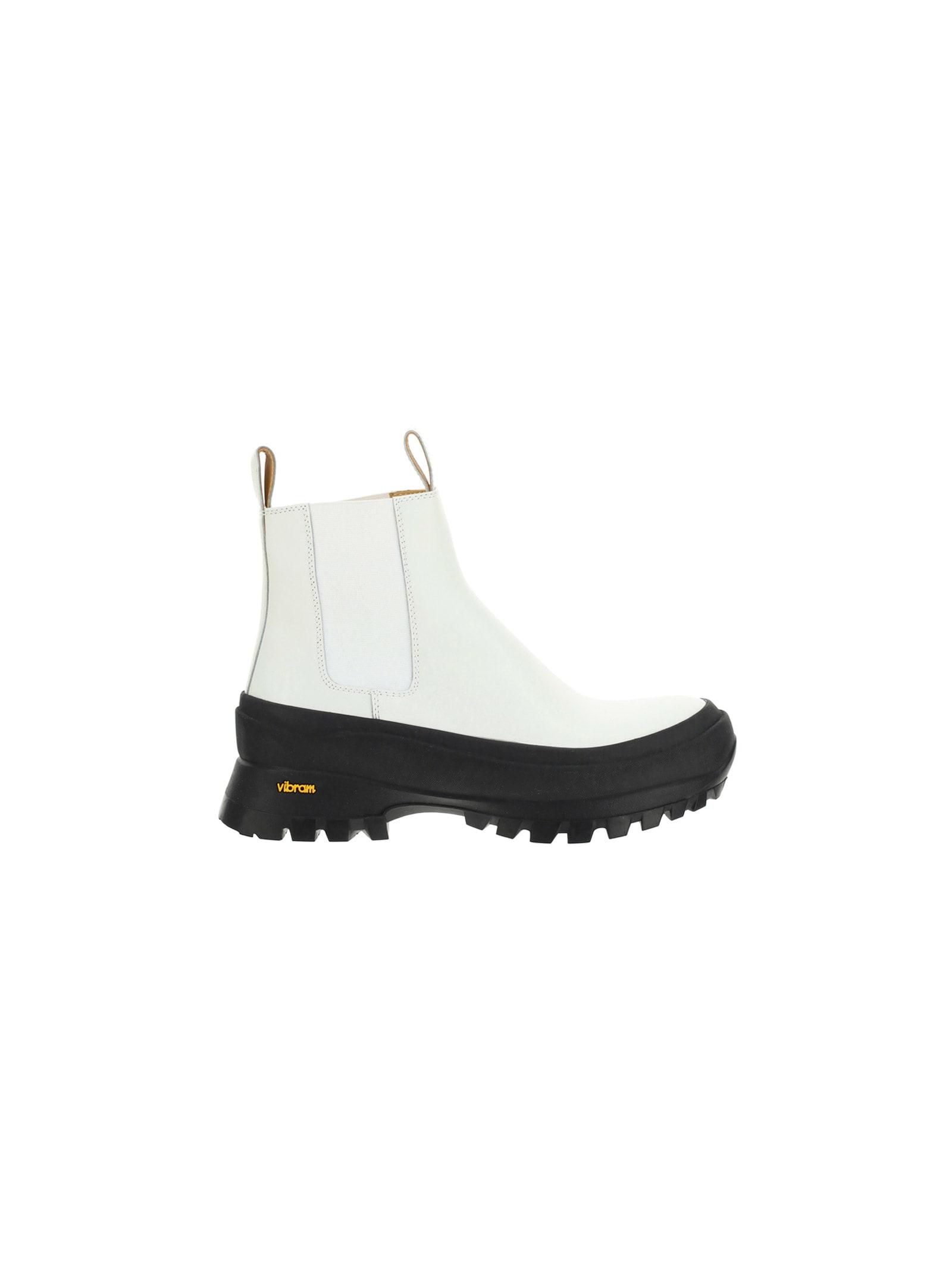 Buy Jil Sander Ankle Boot online, shop Jil Sander shoes with free shipping