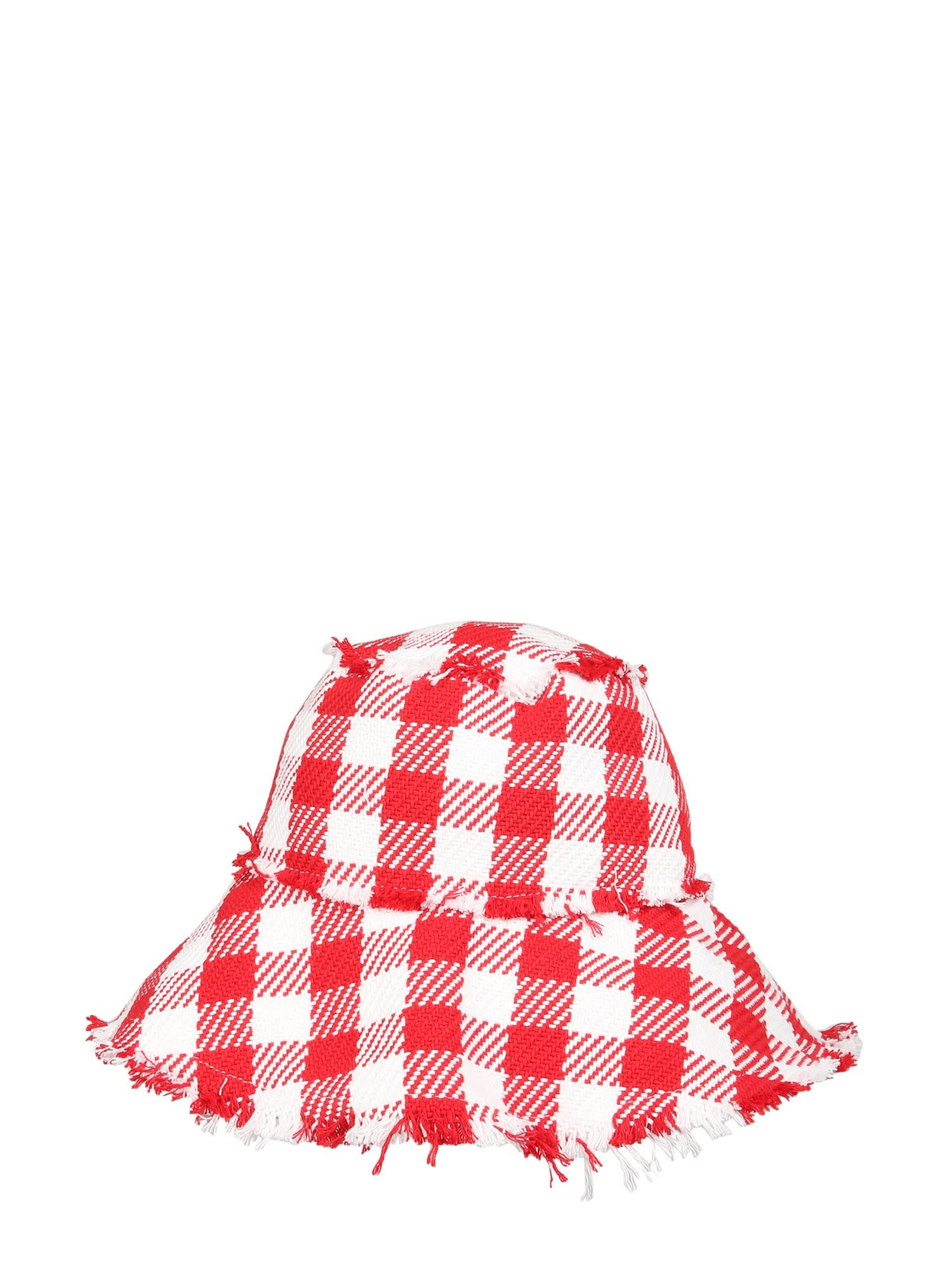 Philosophy Di Lorenzo Serafini Hats MACRO VICHY HAT
