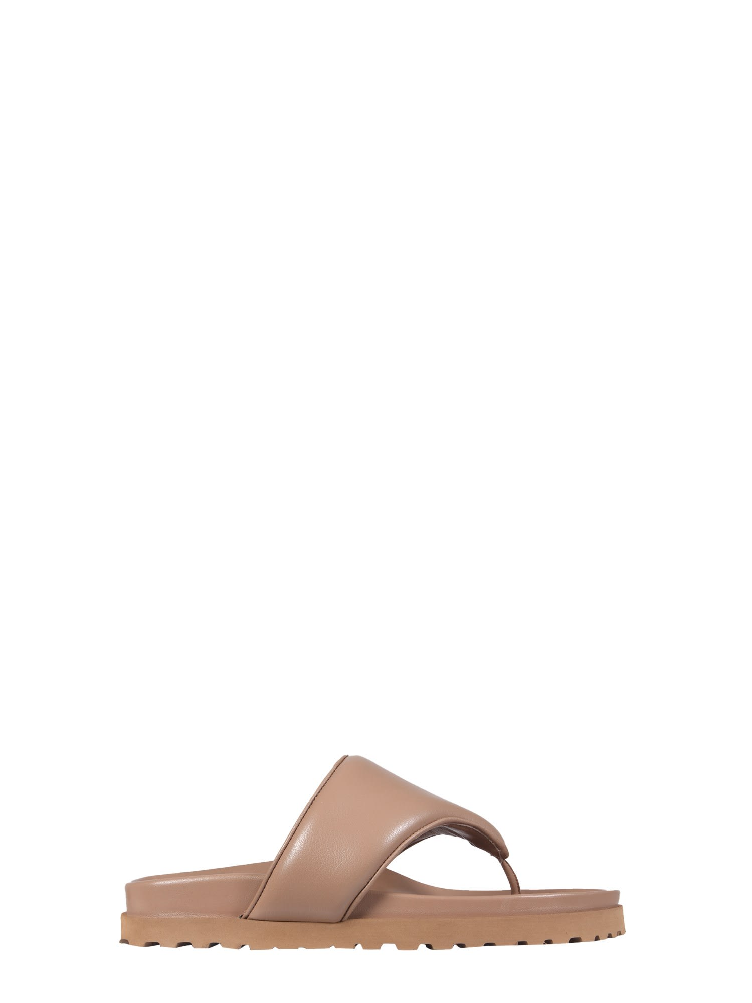 Gia Couture THONG SANDALS