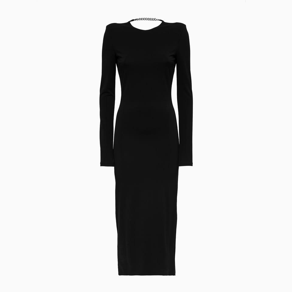 Habibi Chain Dress T100102a