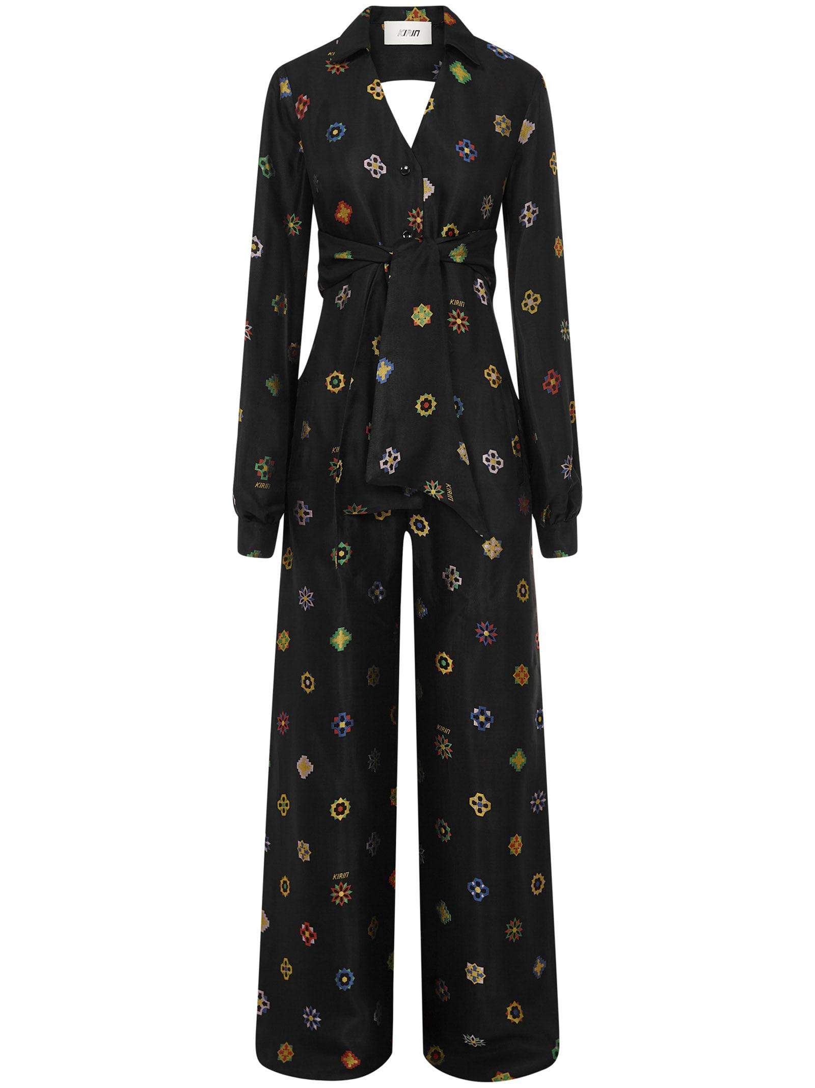Kirin Jumpsuit In Black