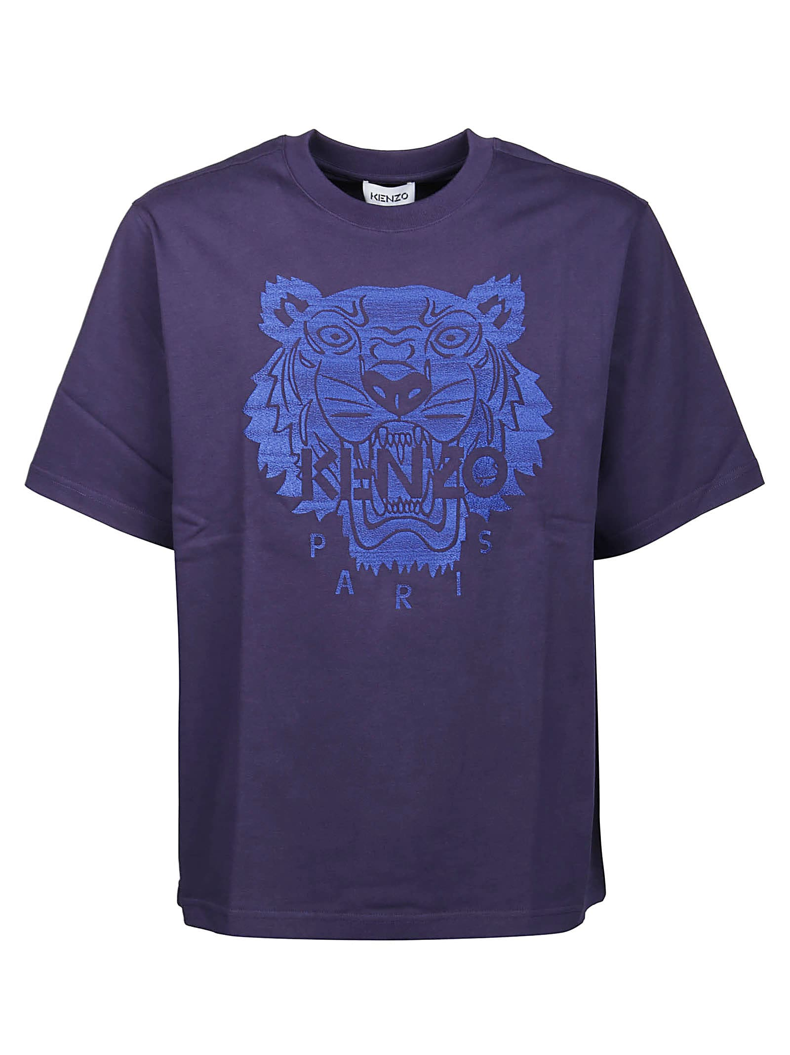 Kenzo T-SHIRT LIGHT TIGER OVERSIZE