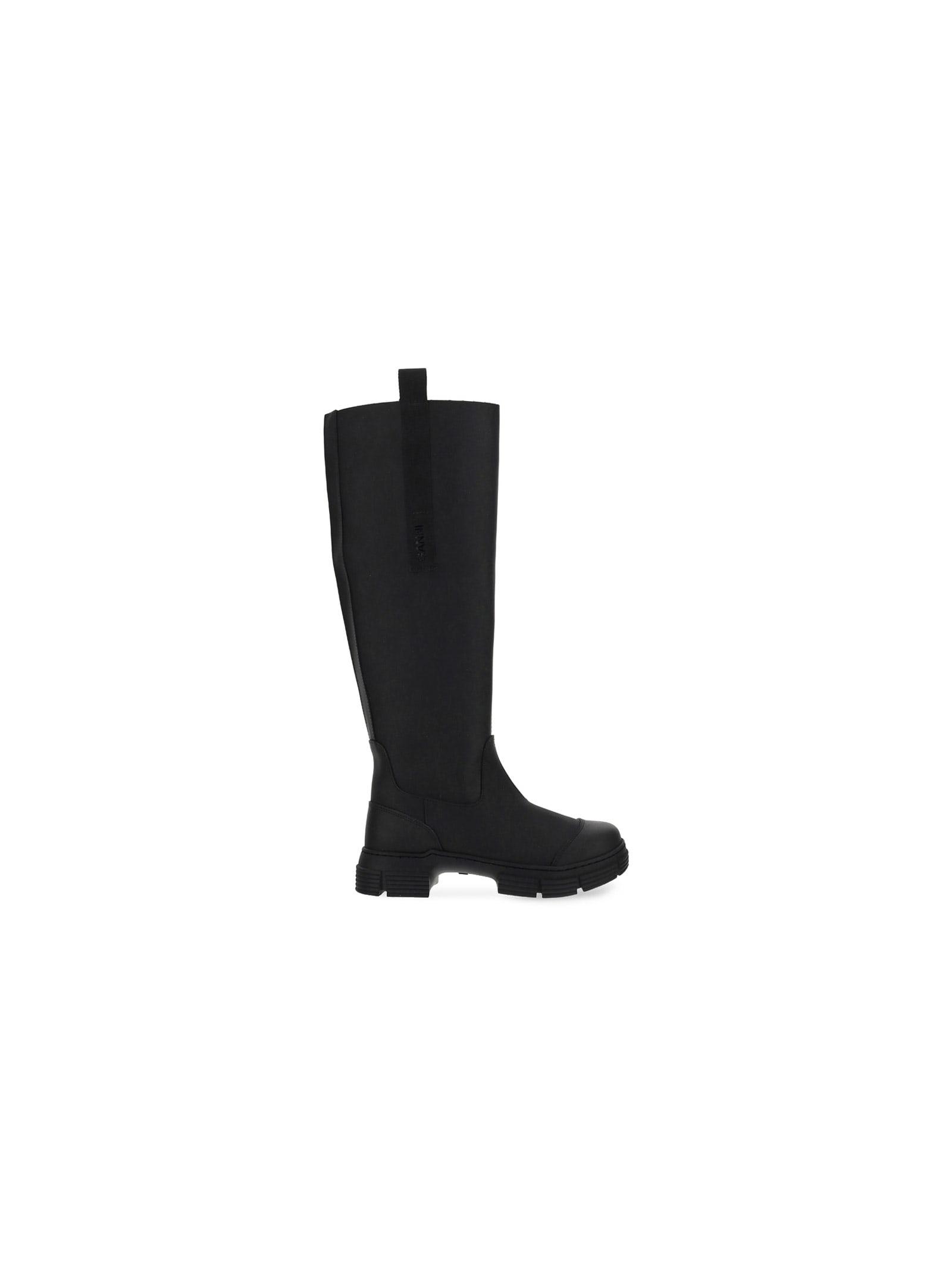 Ganni Leathers RUBBER BOOTS