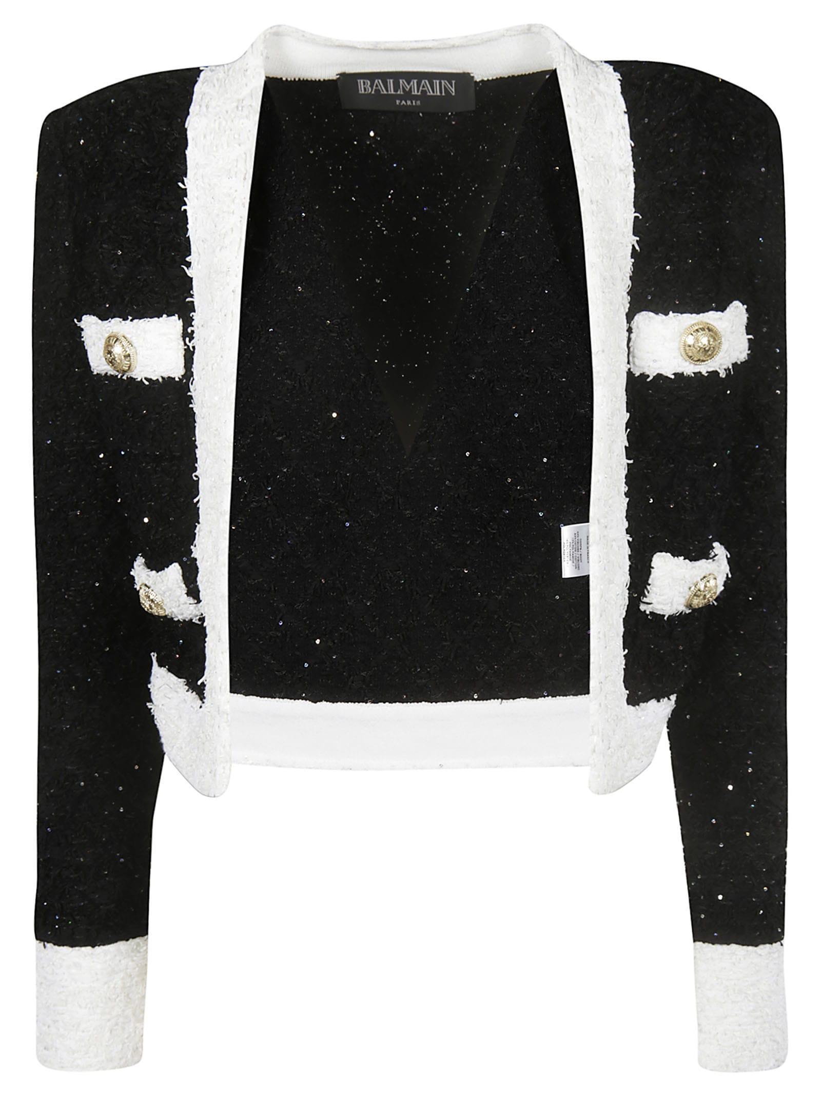 Balmain Cropped Jacket