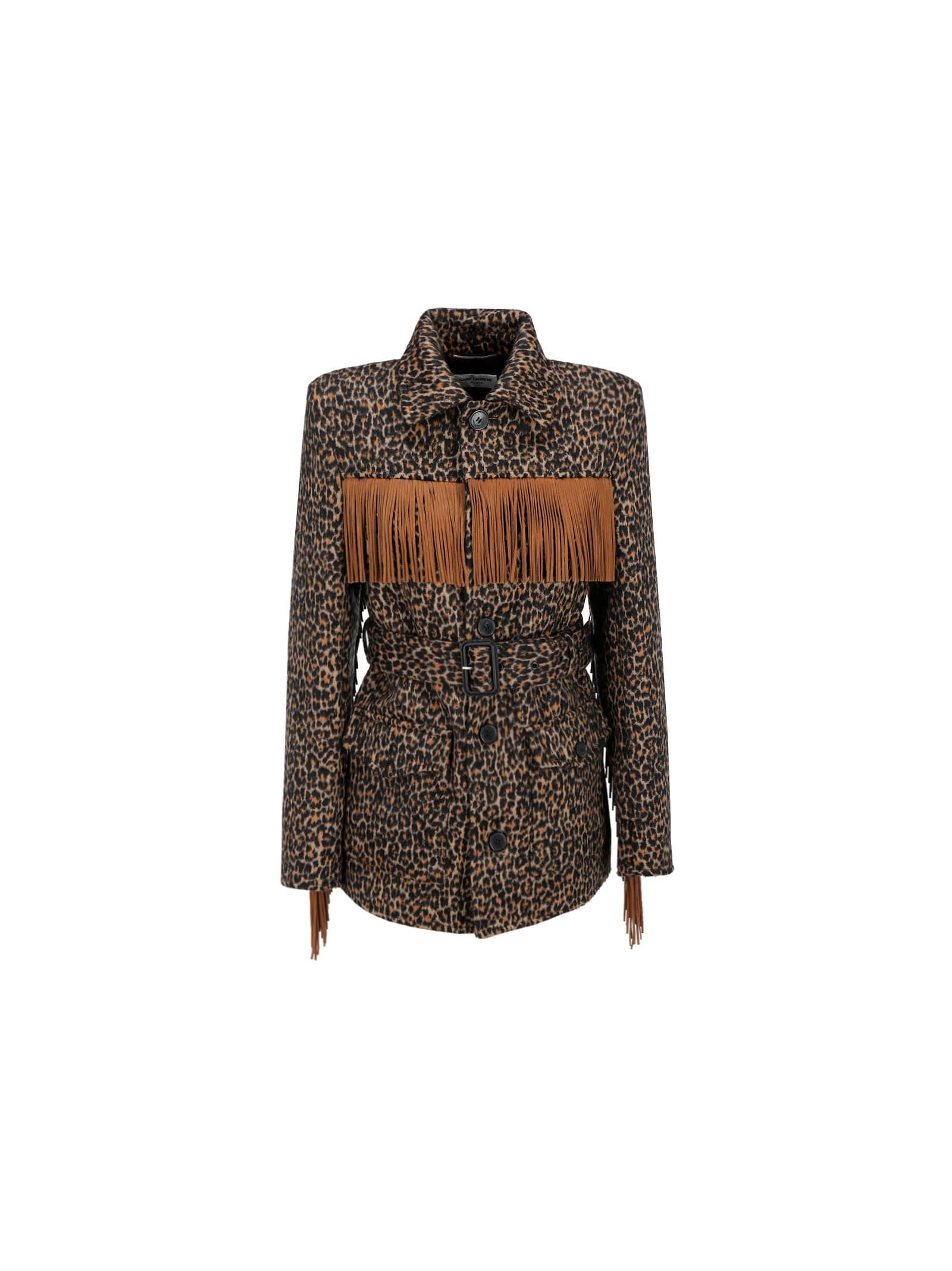 Saint Laurent Clothing PARKA
