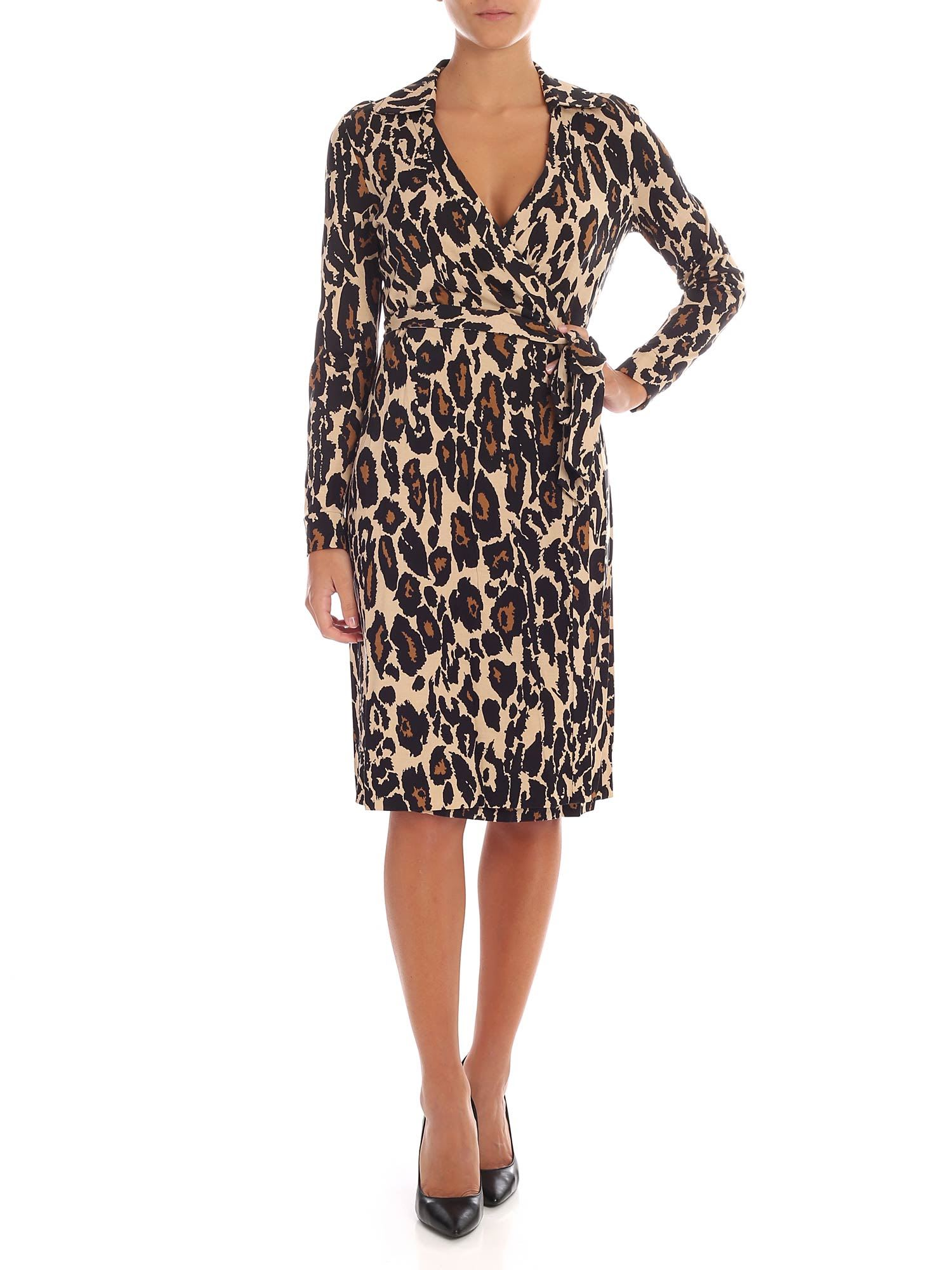 Diane Von Furstenberg – New Jeanne Two Dress