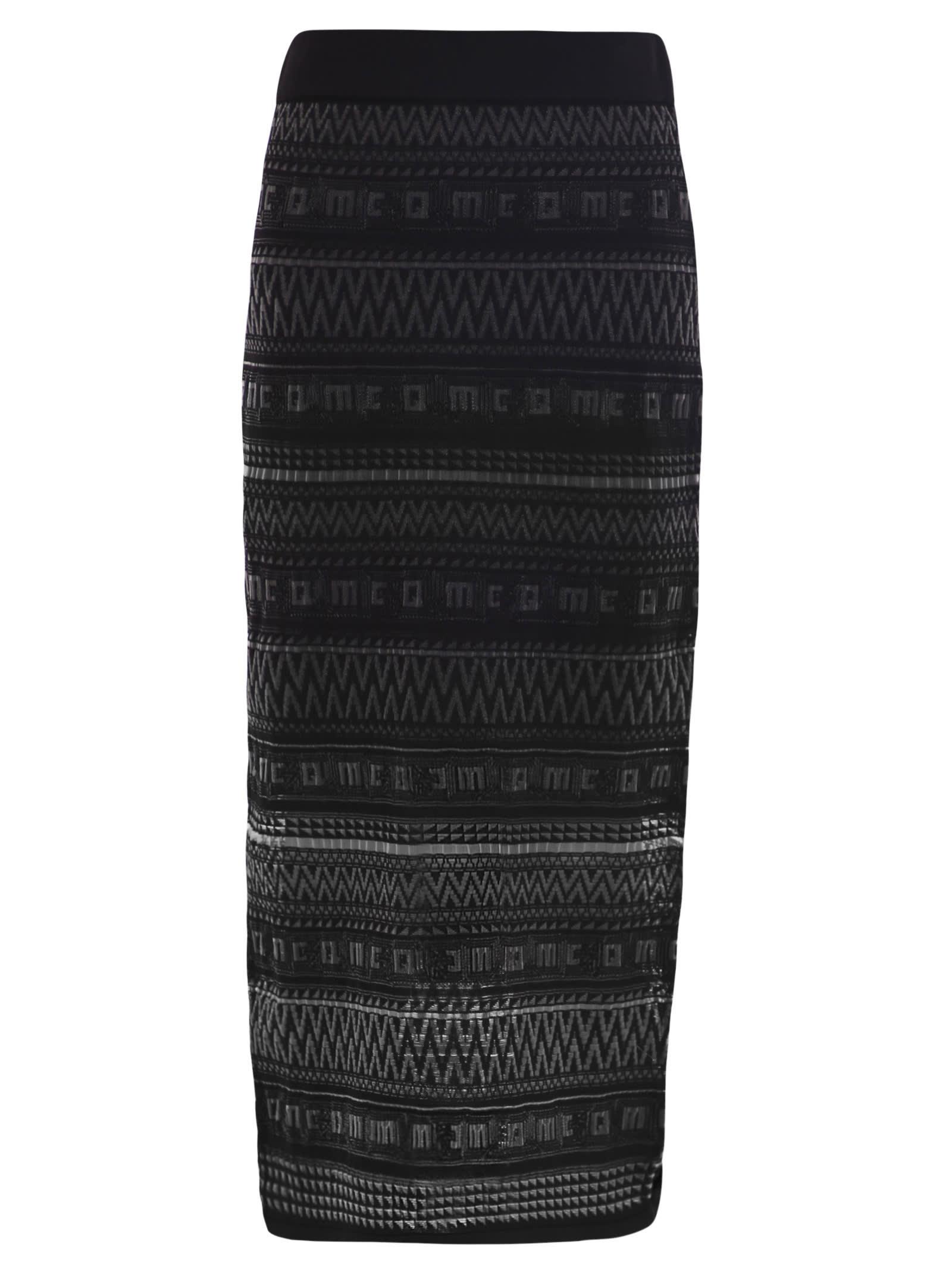 McQ Alexander McQueen Viscose Blend Dress