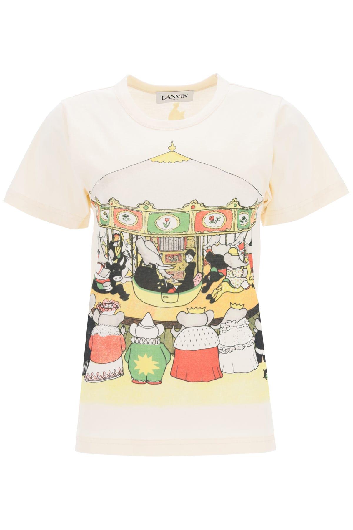 Lanvin Babar The King T-shirt