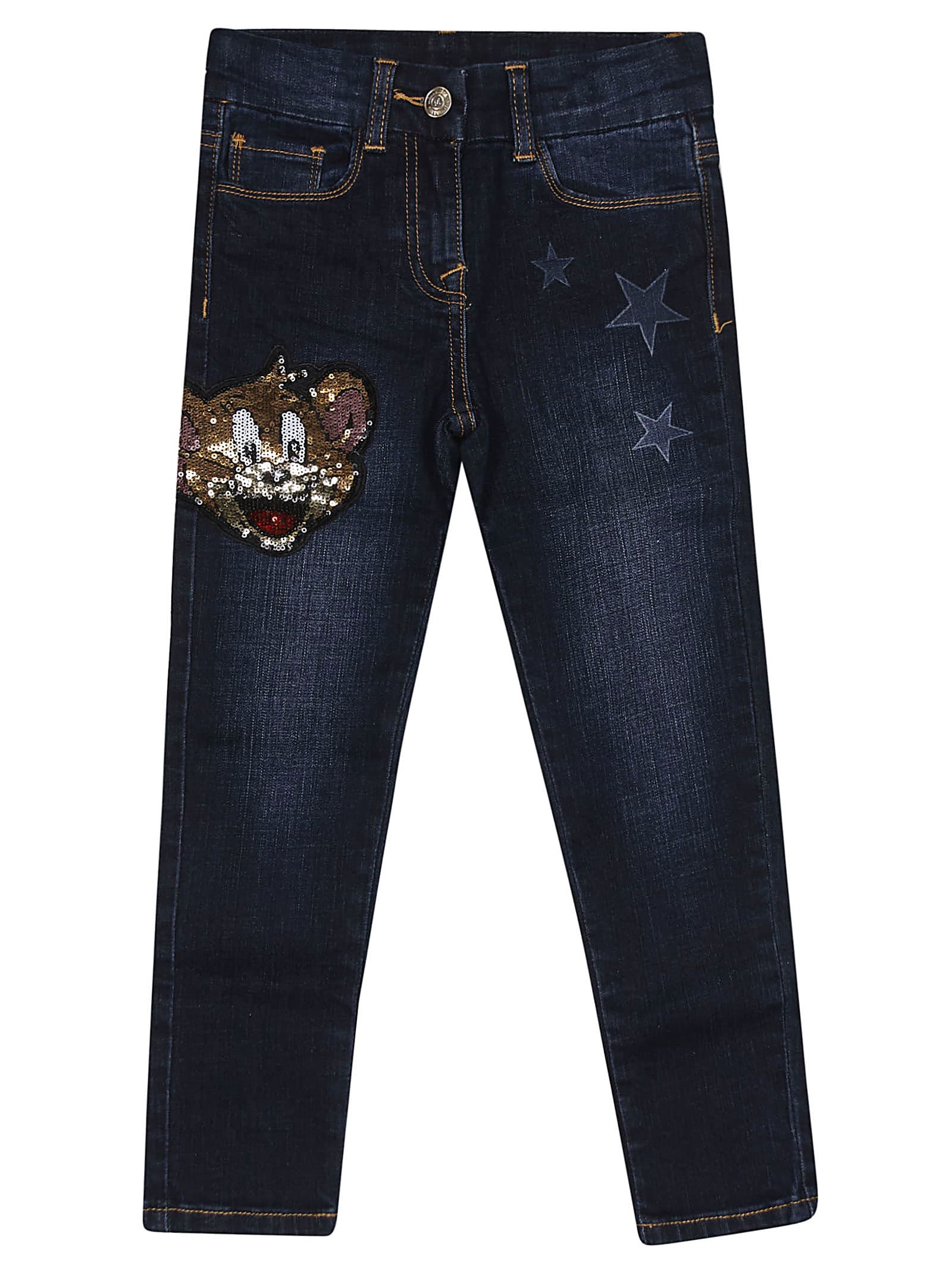 Embellished Jerry Jeans