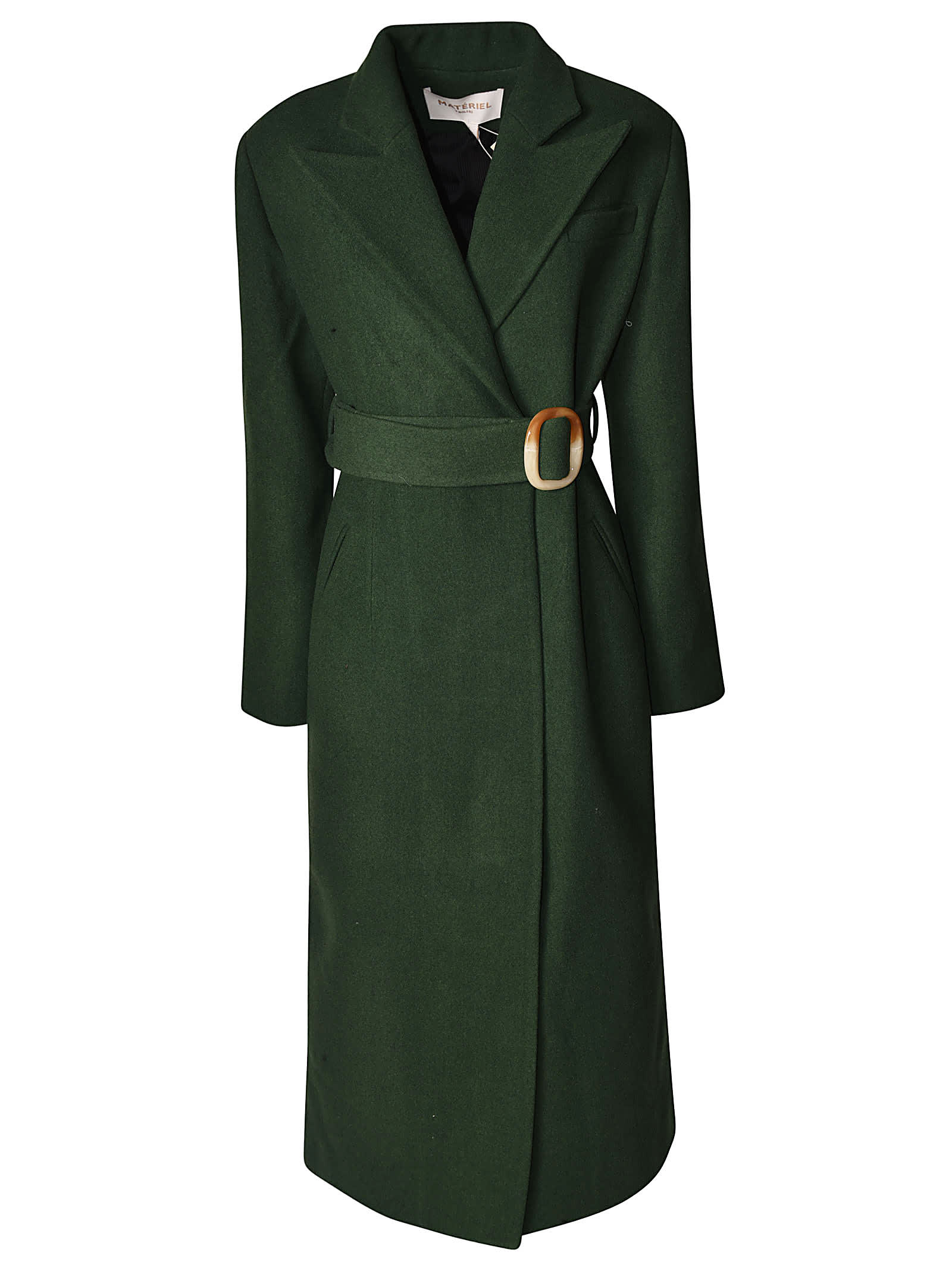 MATÉRIEL Belted Coat