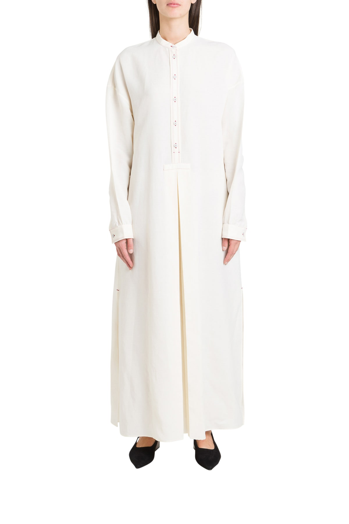Buy Jil Sander Marina Shirt Dress online, shop Jil Sander with free shipping