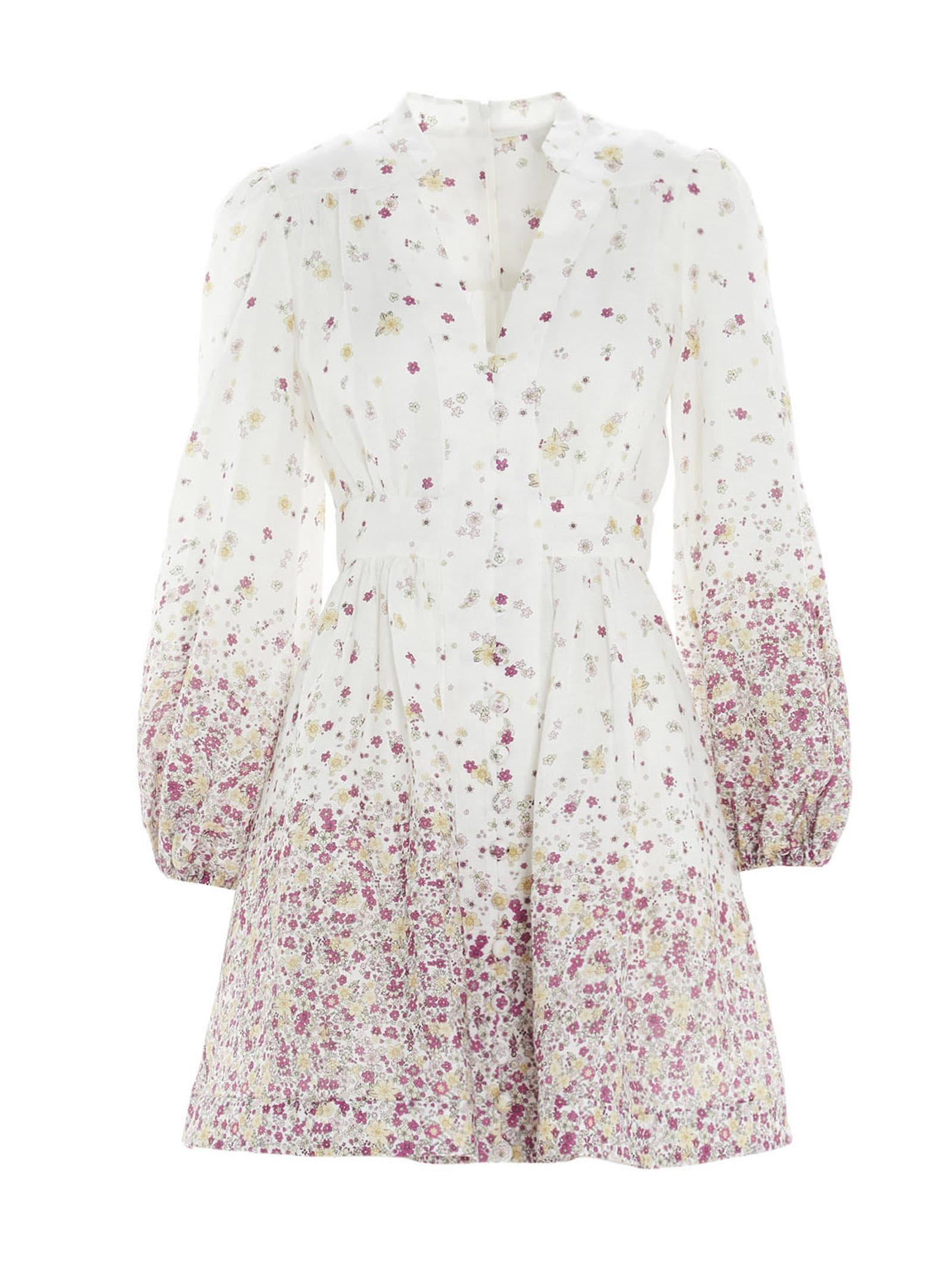 Zimmermann Linens CARNABY DRESS