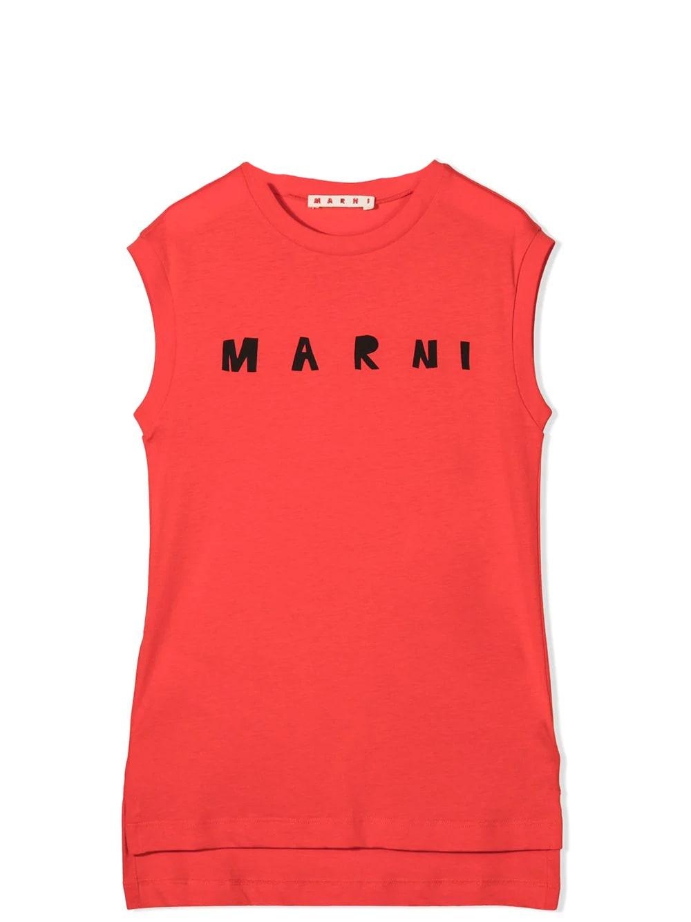 Marni DRESS WITH PRINT