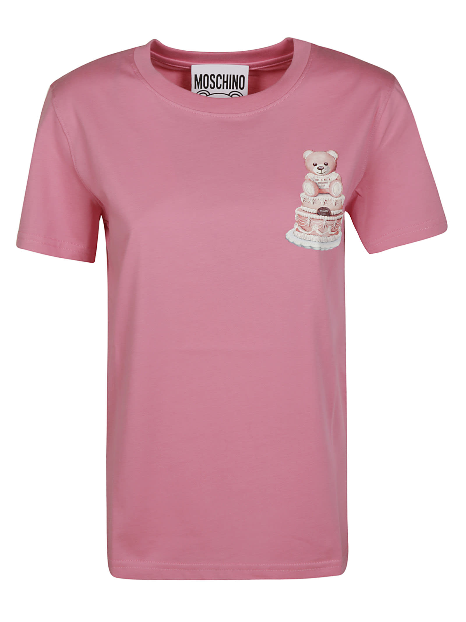 Moschino CAKE BEAR T-SHIRT