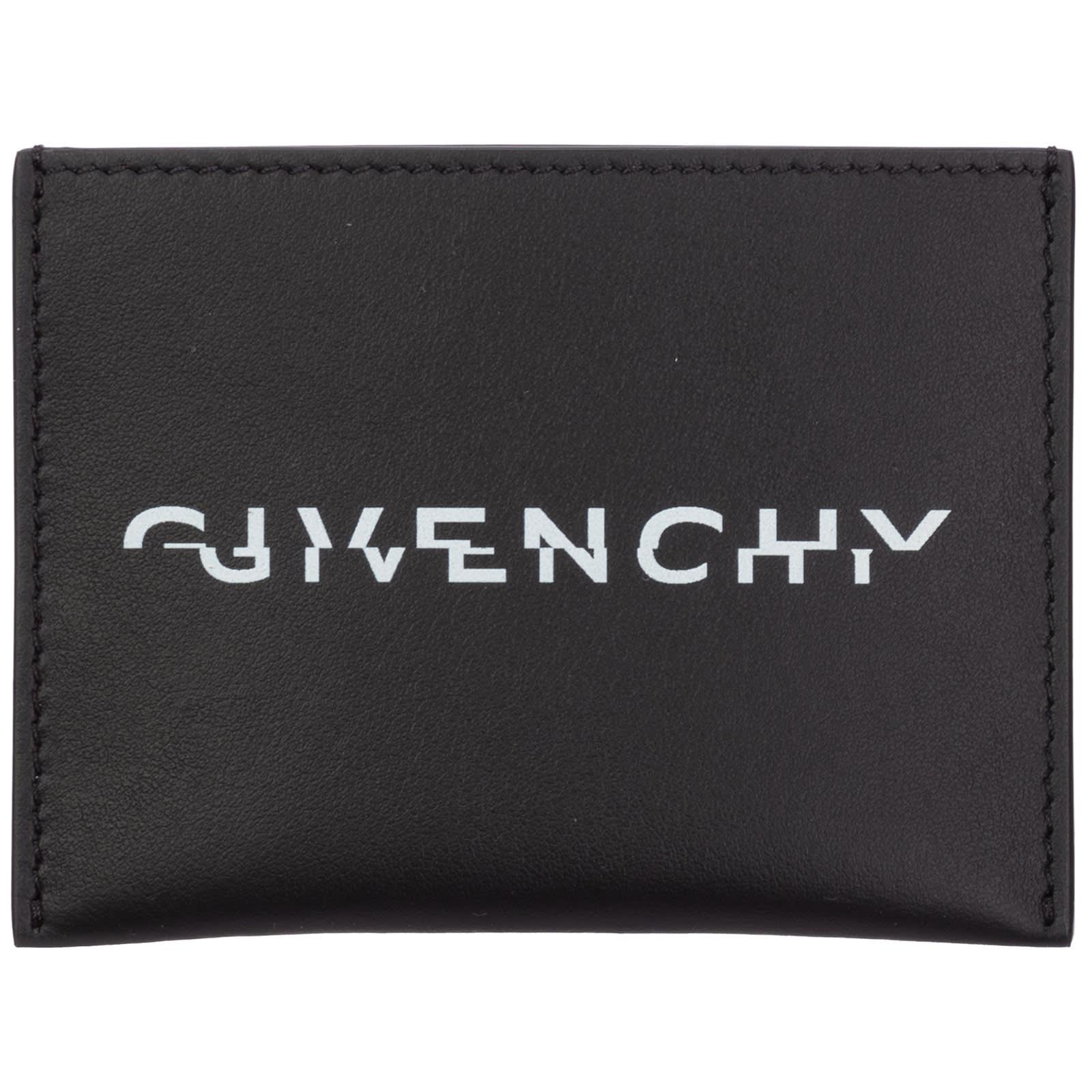 Givenchy Split Credit Card Holder