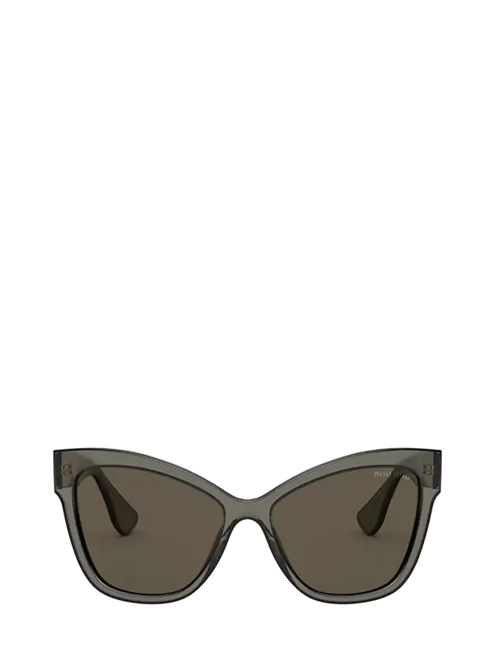 Miu Miu Miu Miu Mu 08vs Black Sunglasses