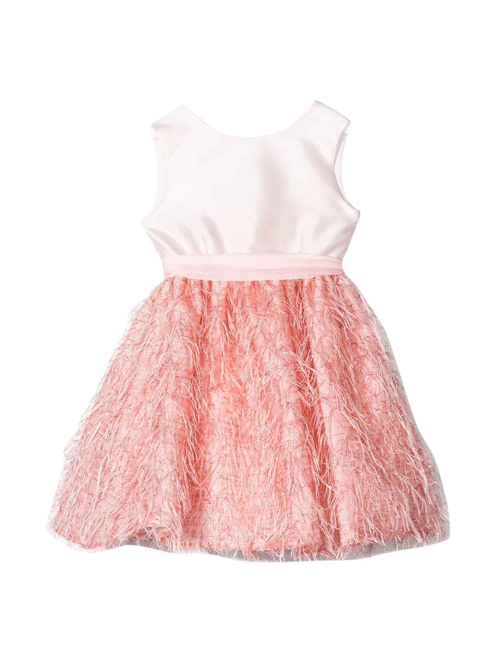 Buy La stupenderia Pink Dress online, shop La stupenderia with free shipping