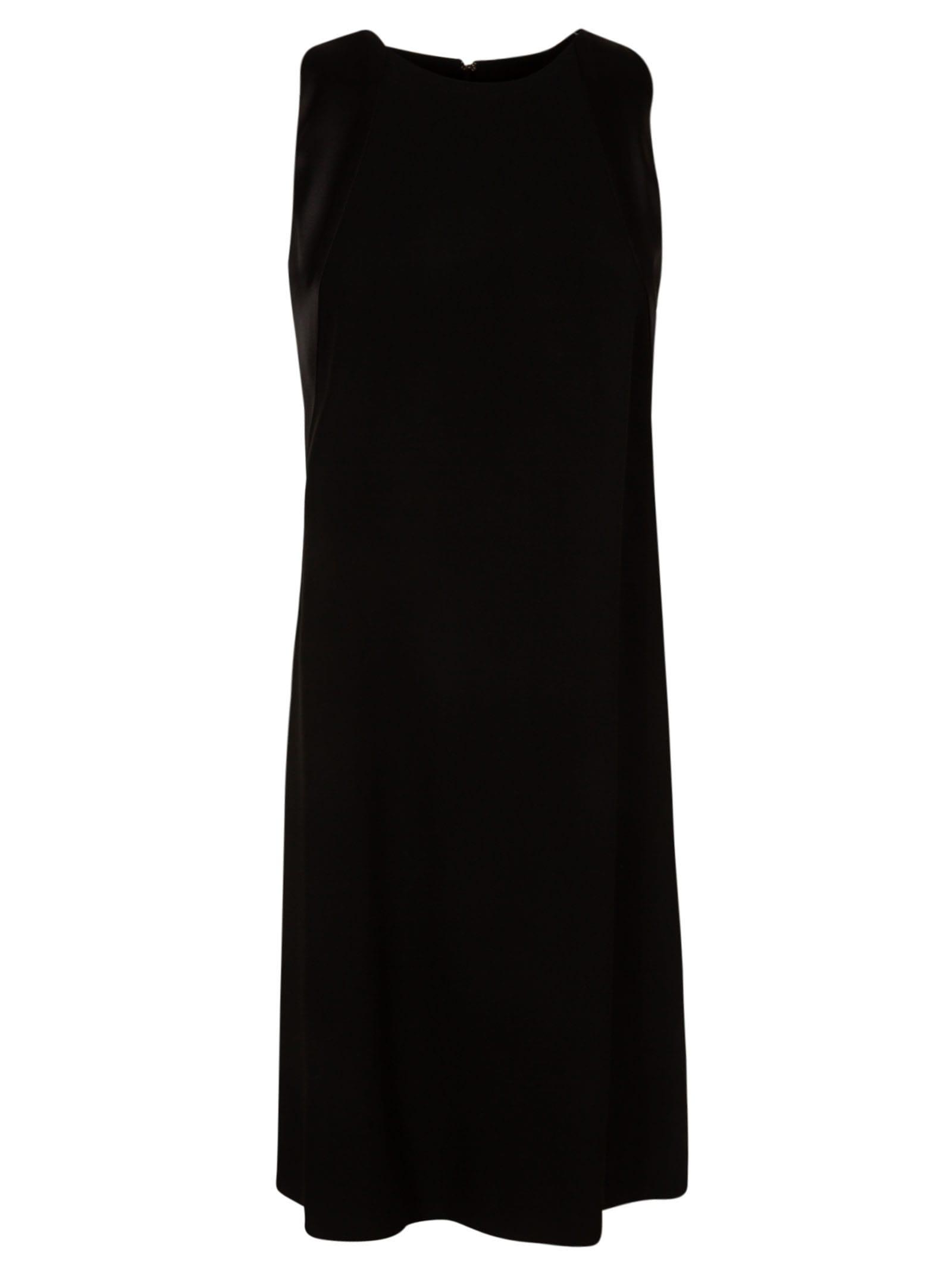 Buy Emporio Armani Sleeveless Maxi Dress online, shop Emporio Armani with free shipping