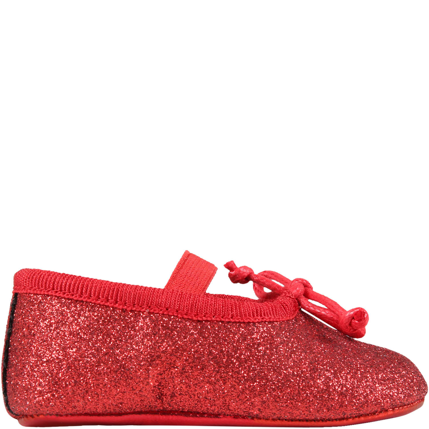 Red Ballet Flats For Baby Girl