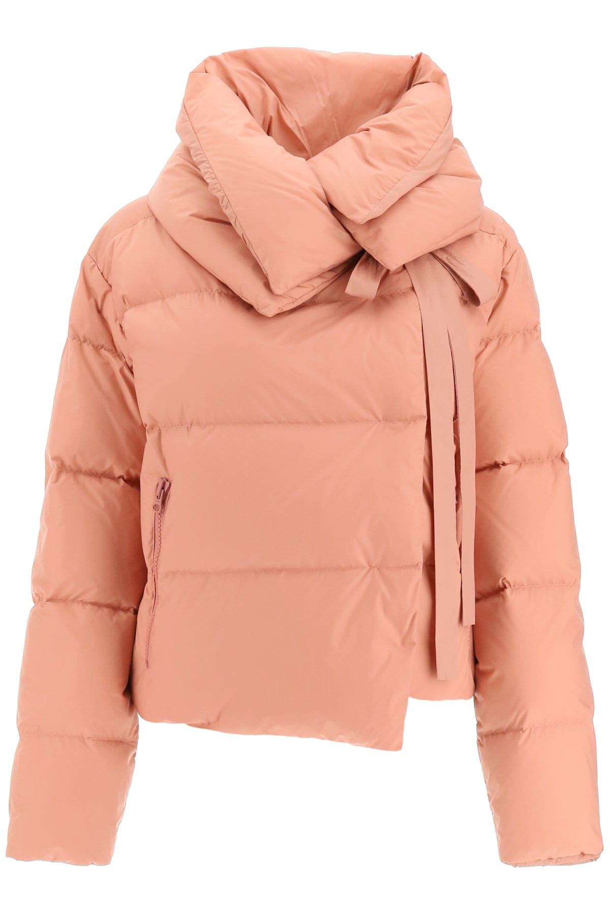 Puffa Short Down Jacket